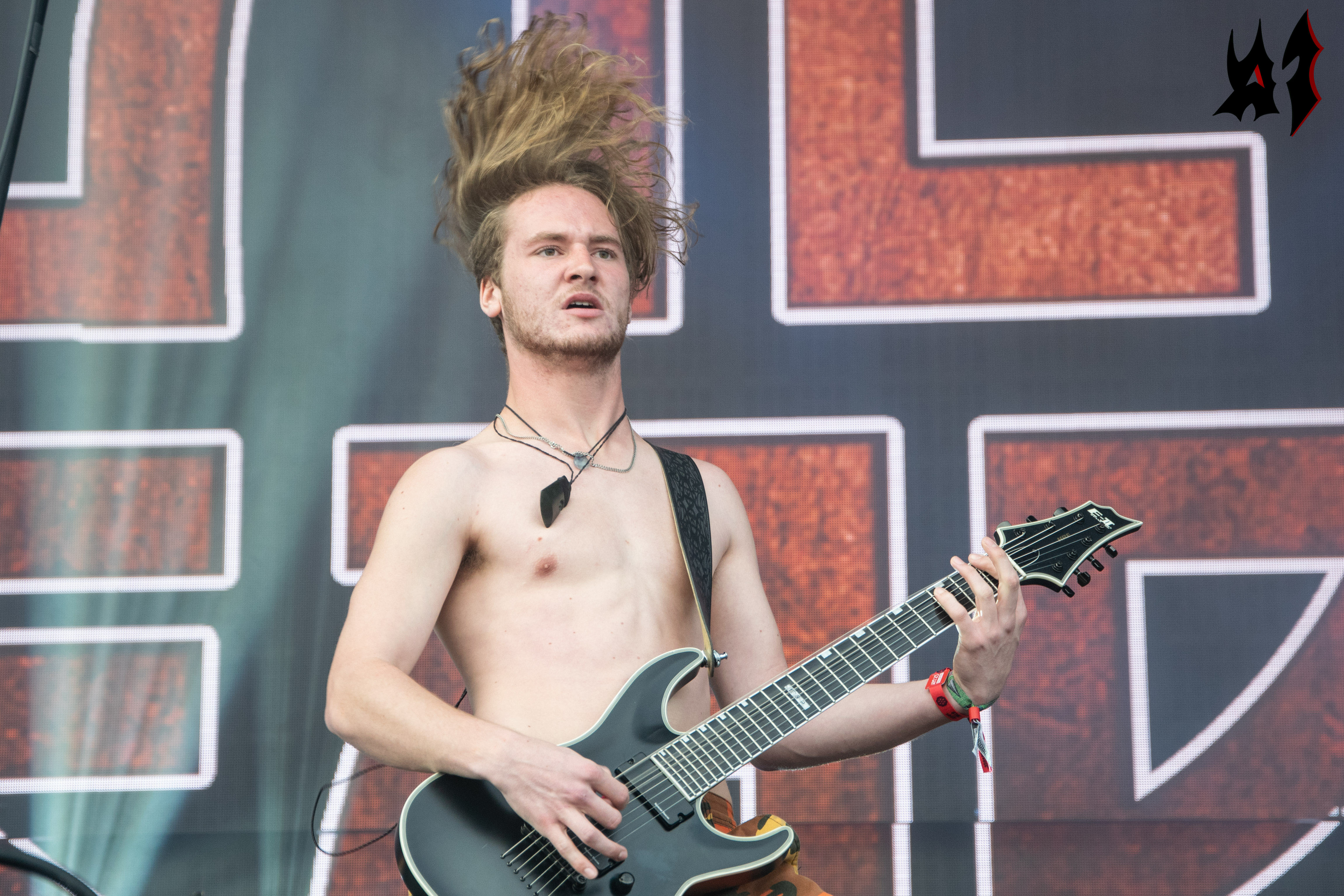 Hellfest - Alien Weaponry - 16