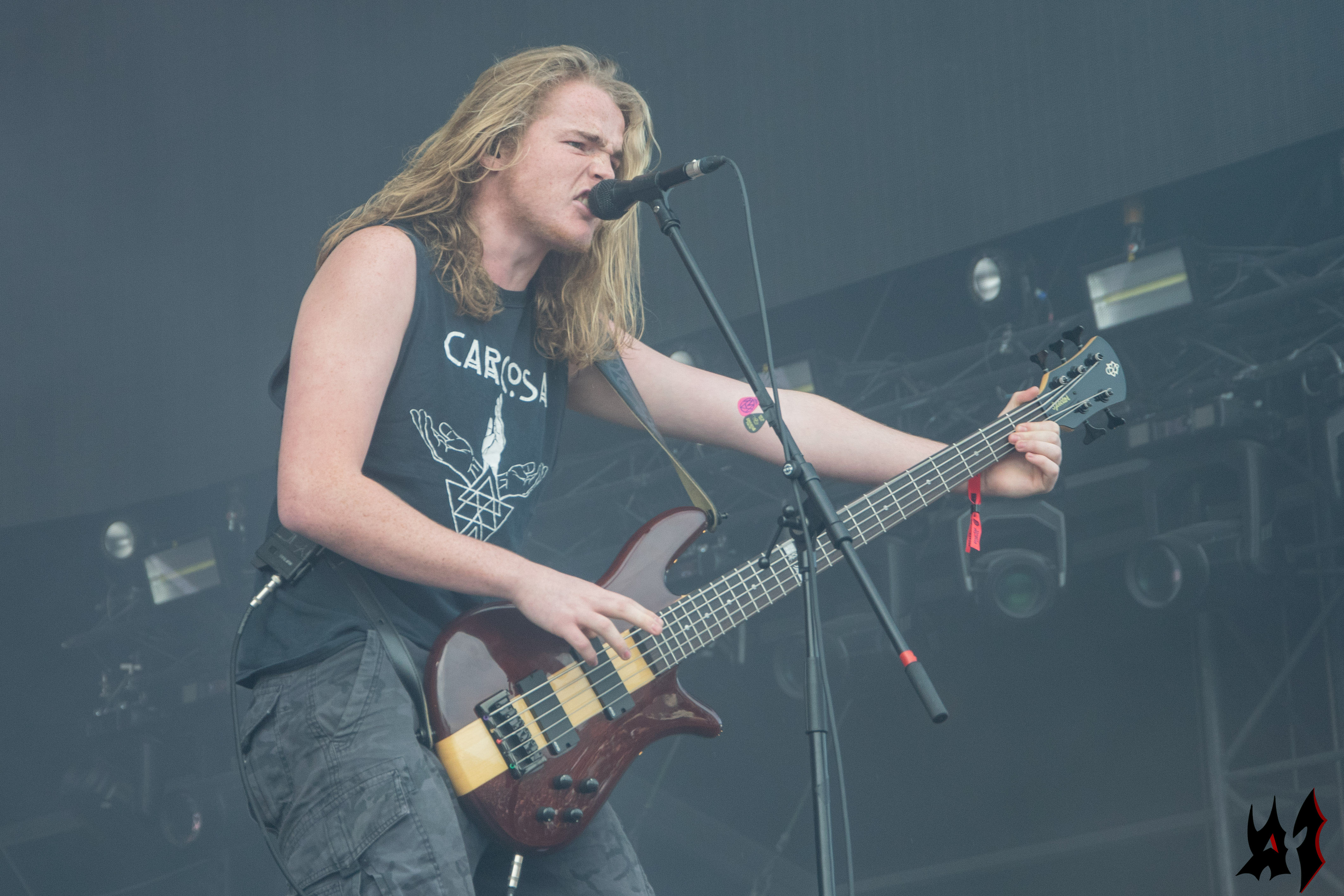 Hellfest - Alien Weaponry - 17