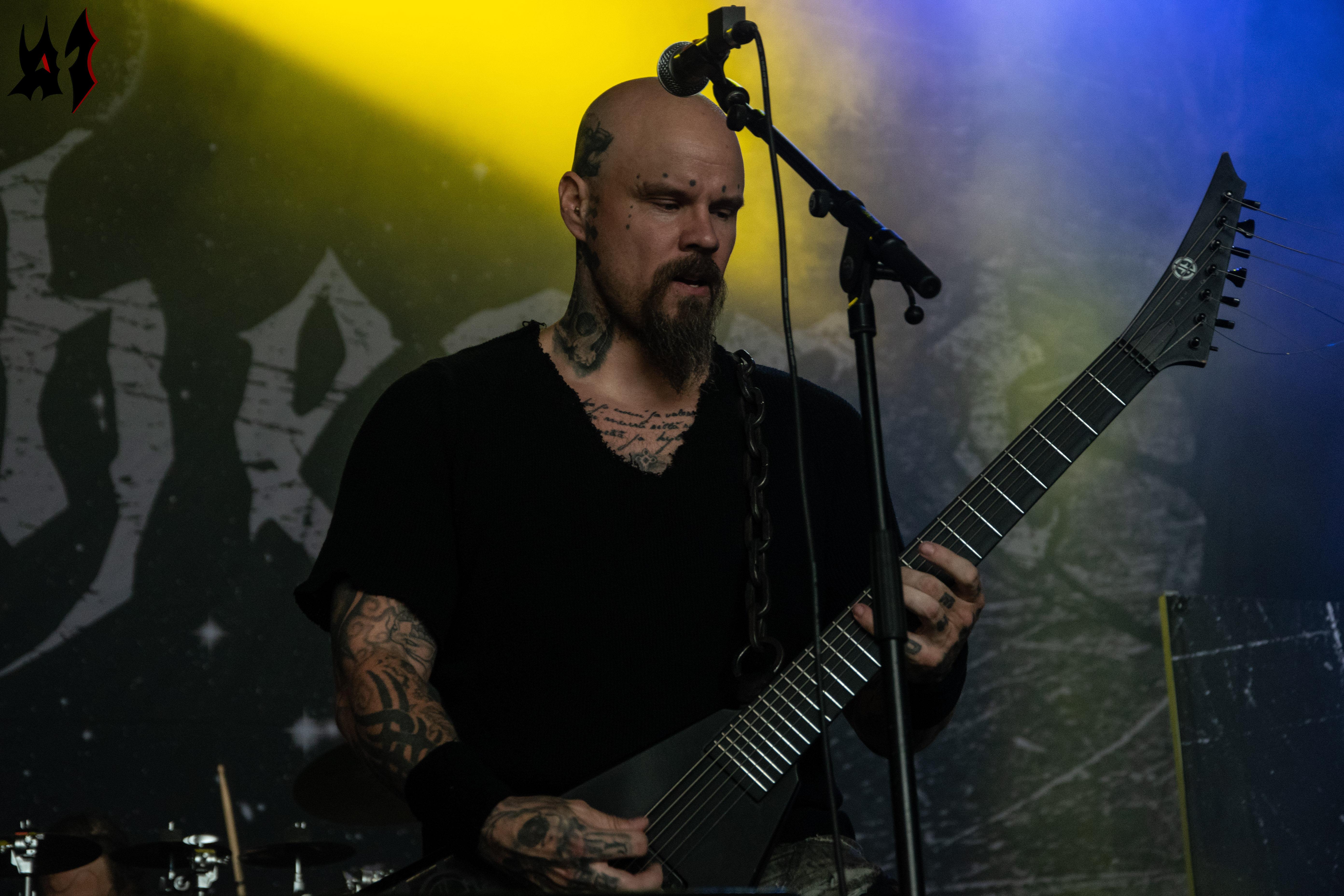 Hellfest - Wolfheart - 15