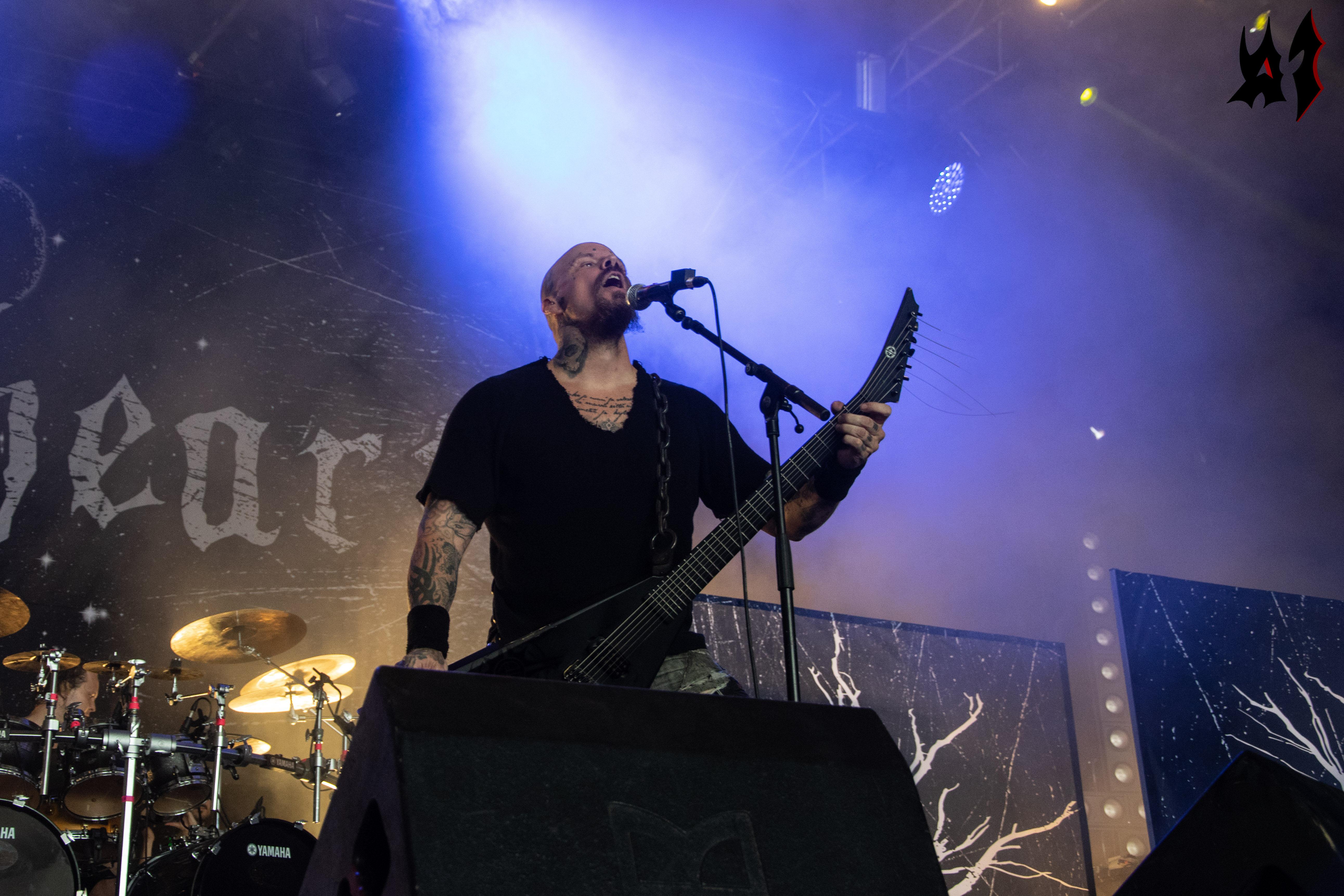 Hellfest - Wolfheart - 21