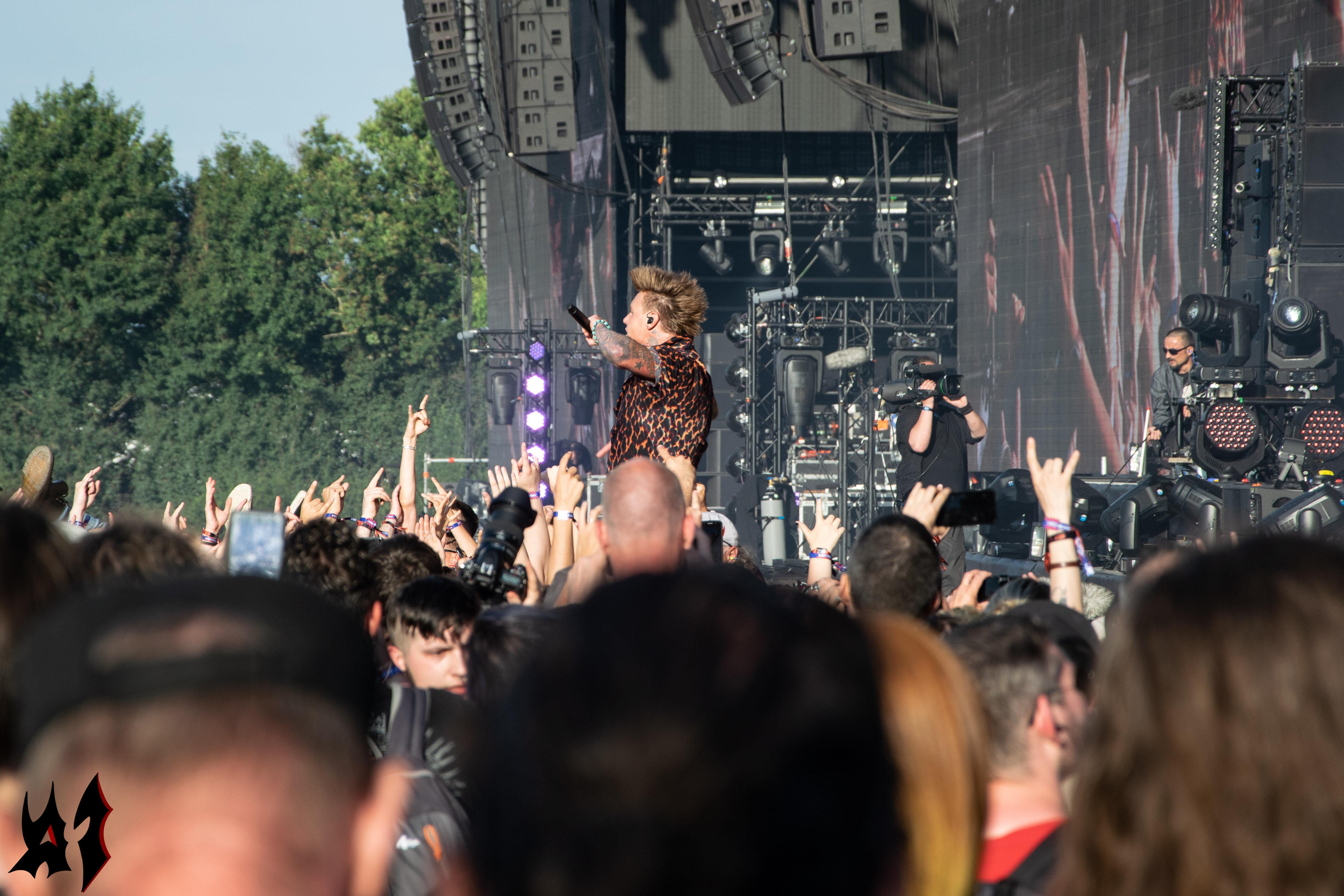 Knotfest - Papa Roach - 21