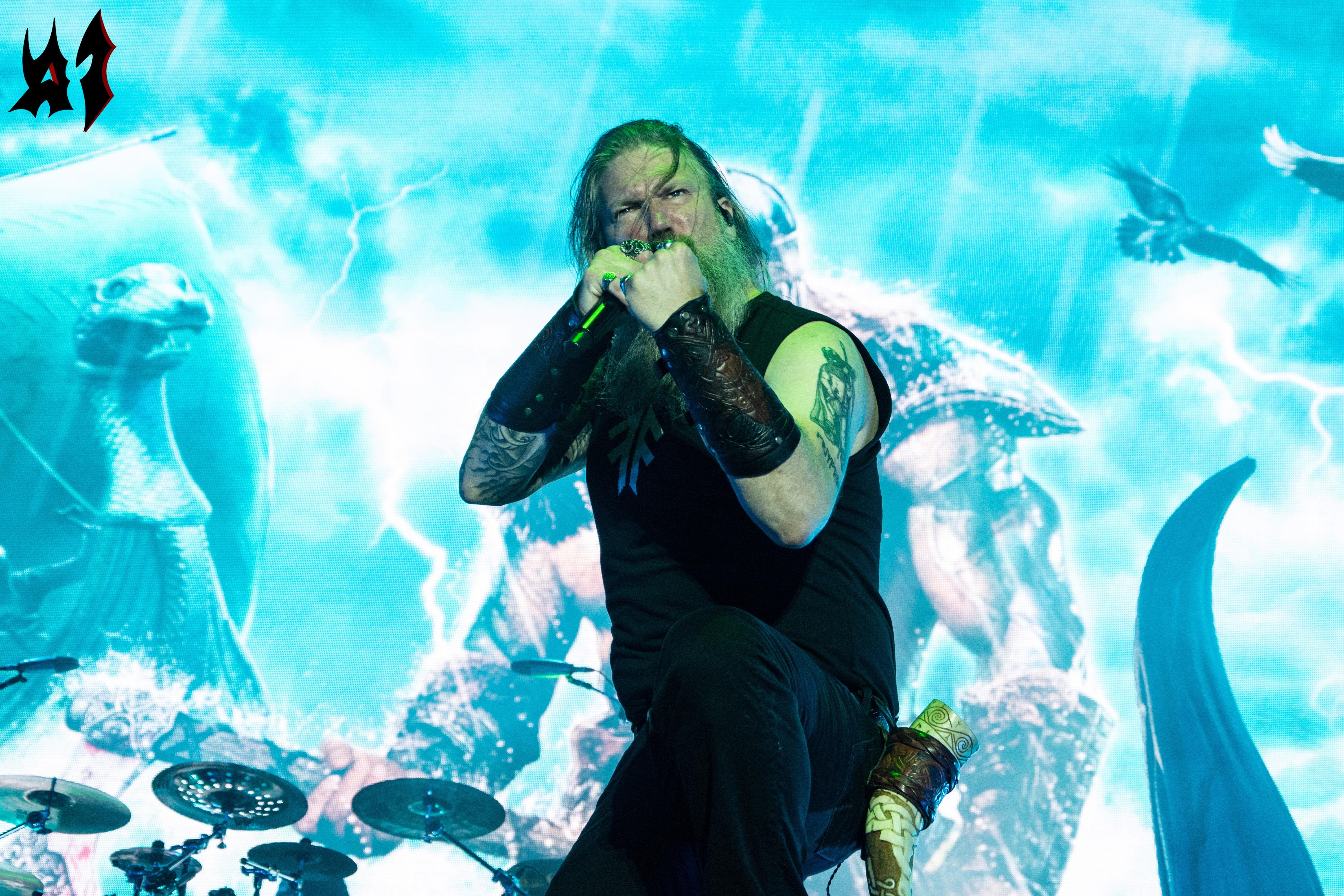 Knotfest - Amon Amarth - 2