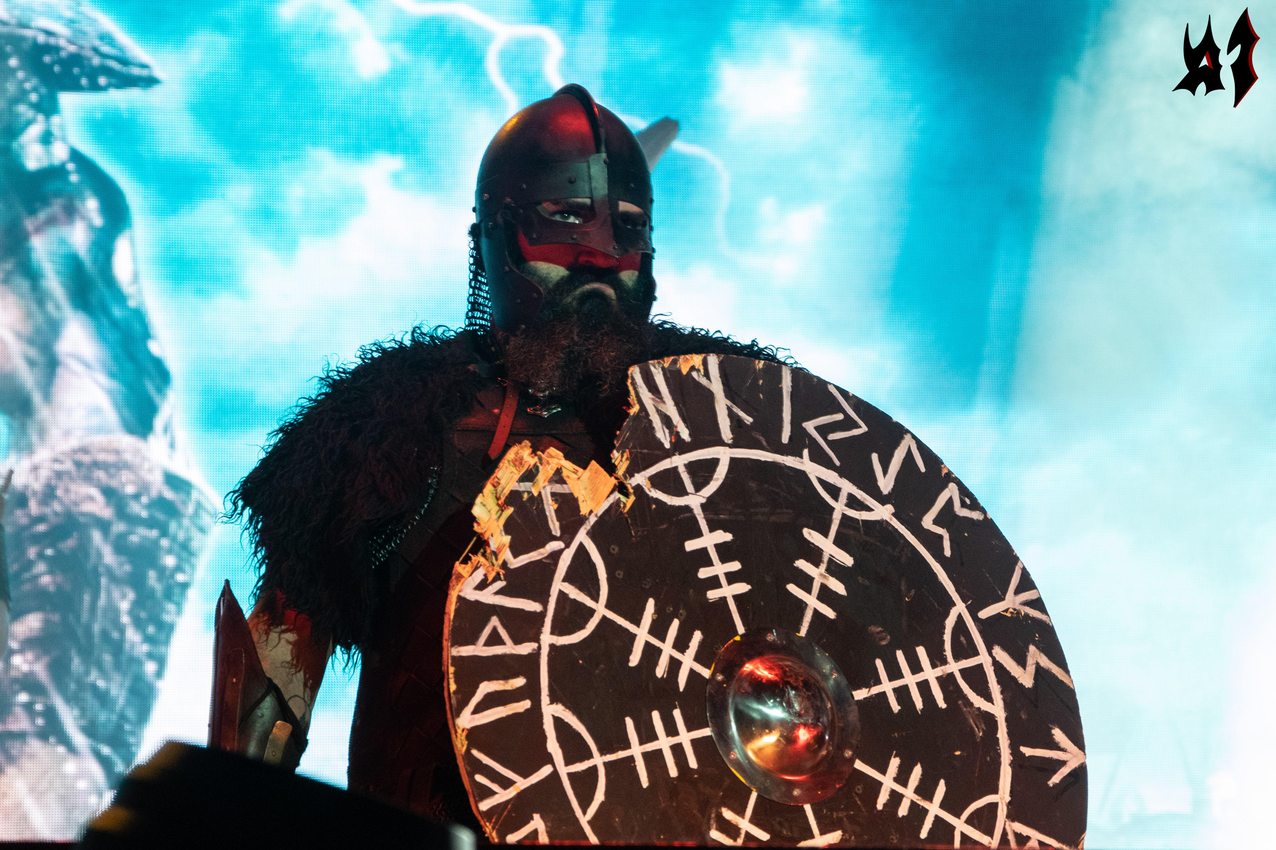 Knotfest - Amon Amarth - 26