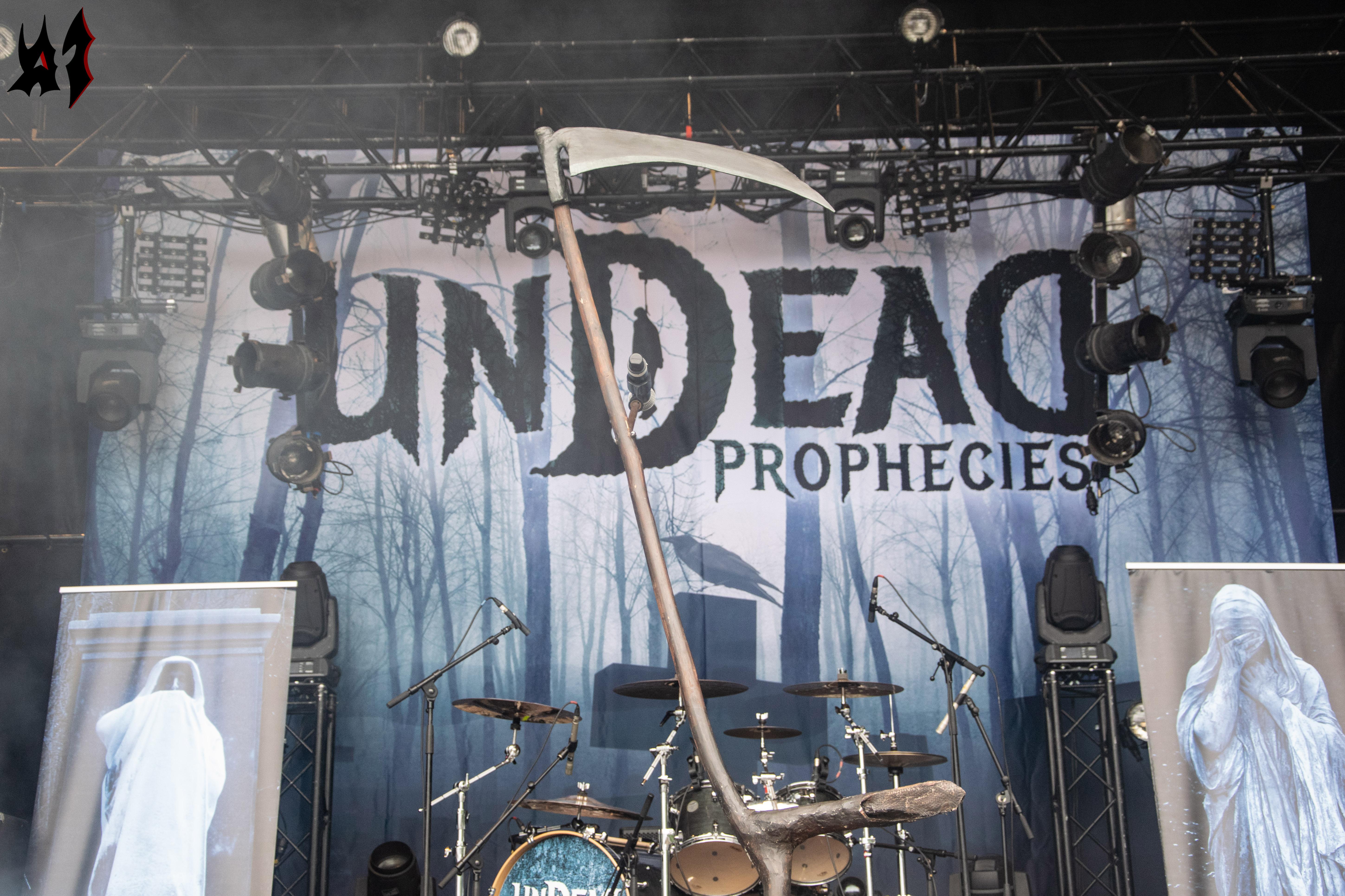 Motocultor - Undead Prophecies - 2