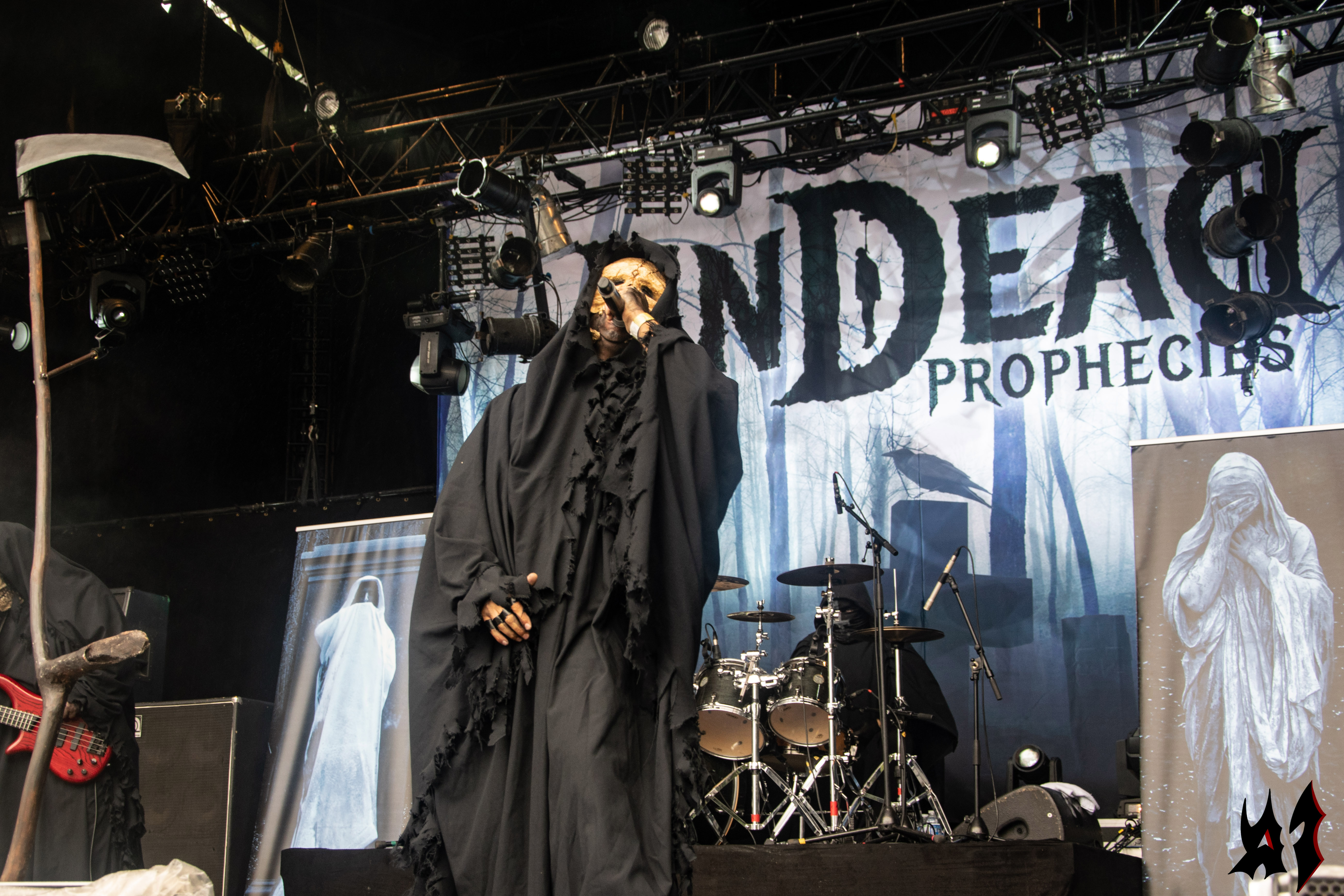 Motocultor - Undead Prophecies - 8