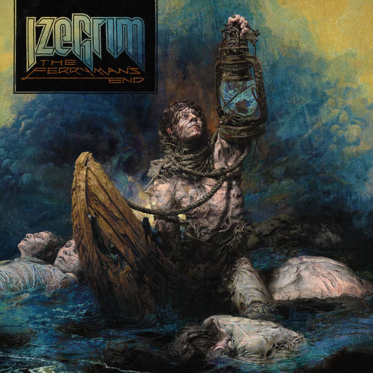 Izegrim - The Ferryman's End