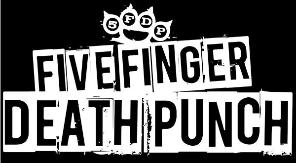 Five Finger Death Punch - Logo