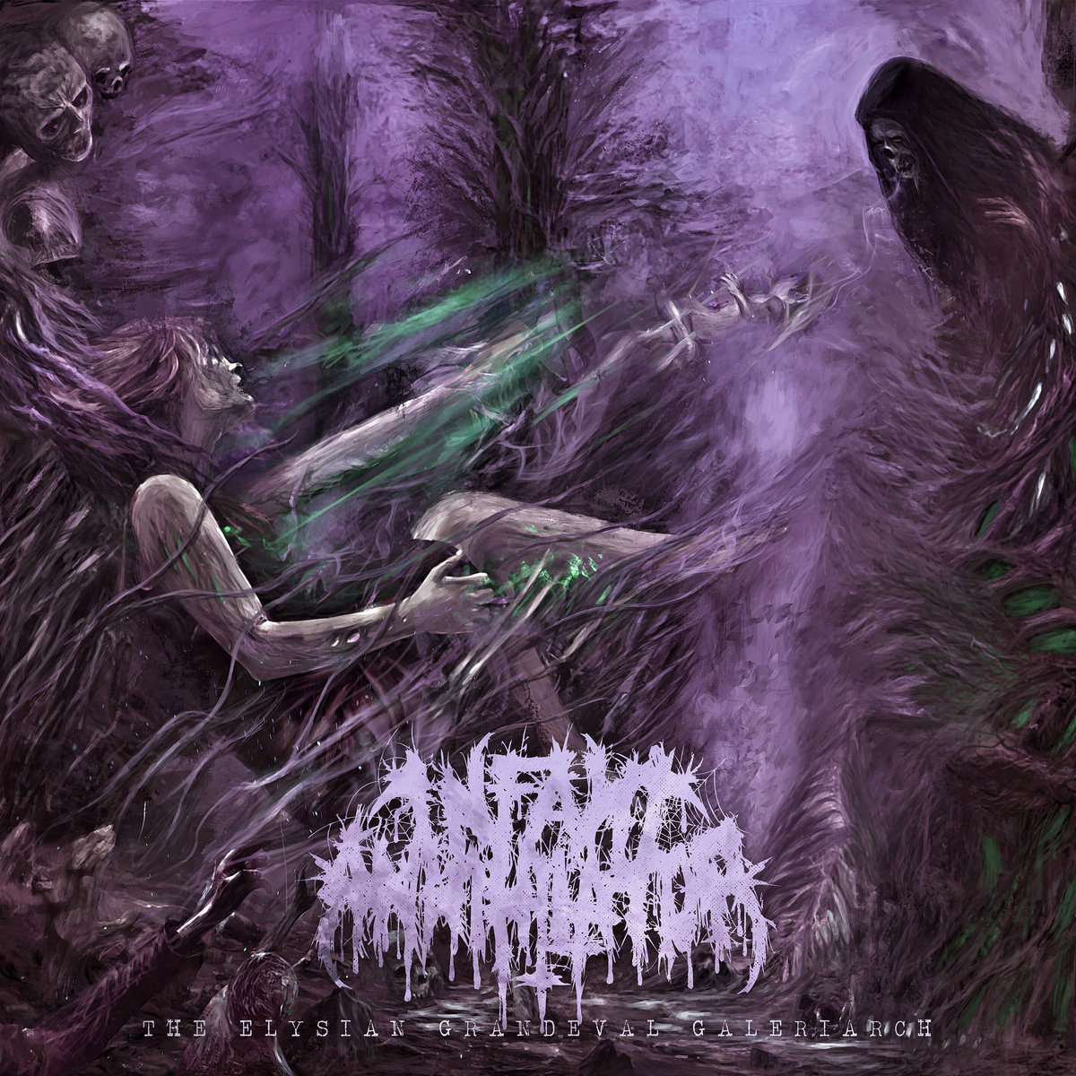 Infant Annihilator - The Elysian Grandeval Galeriarch