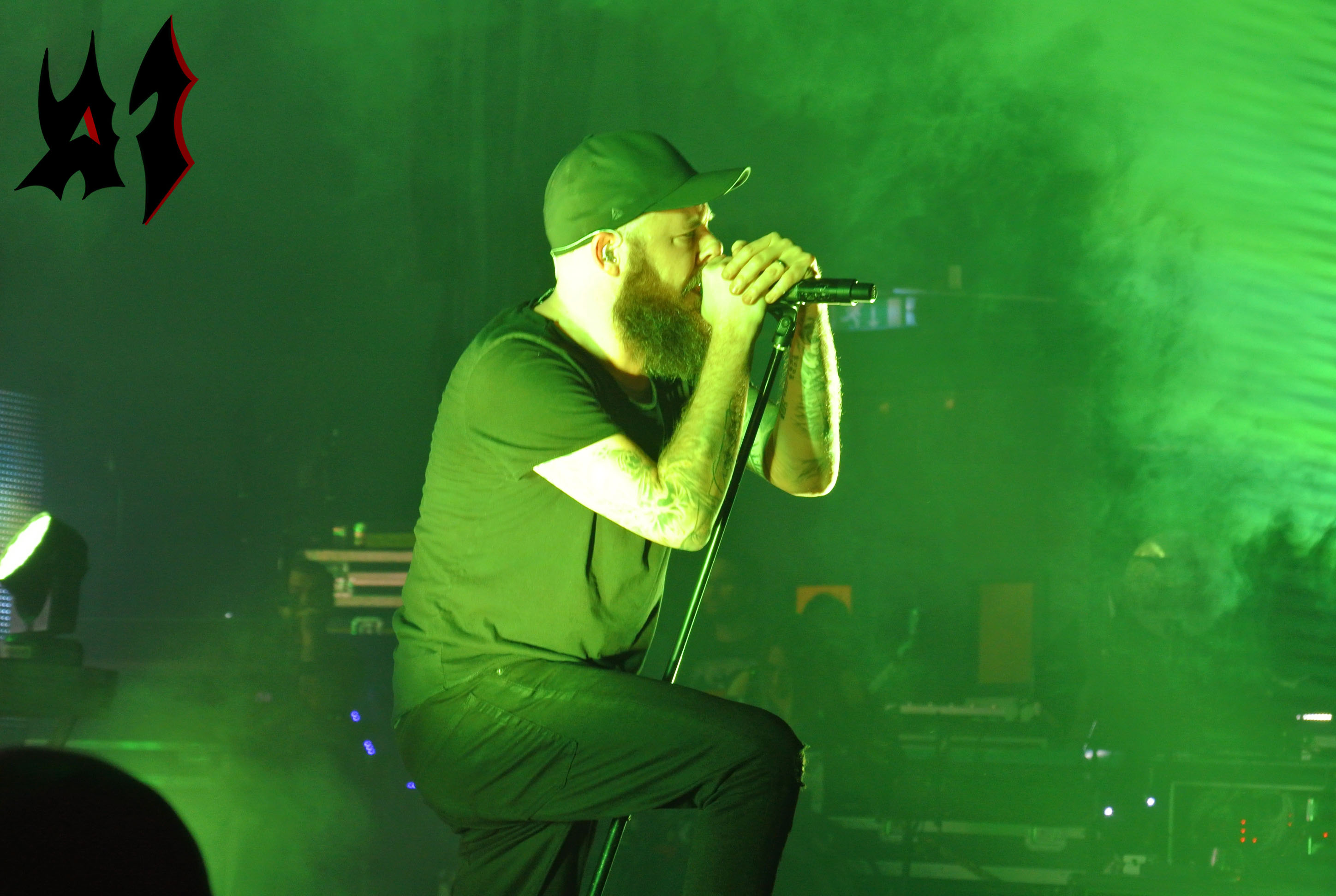 In Flames 15