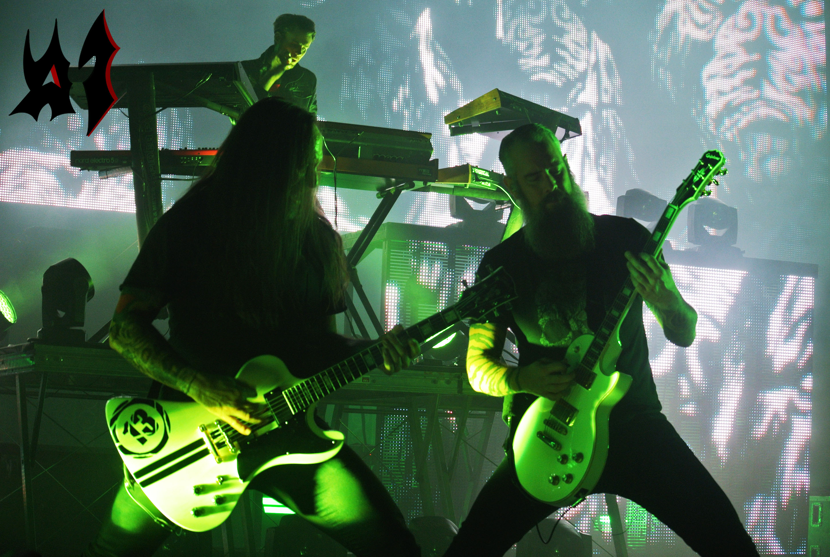 In Flames 16