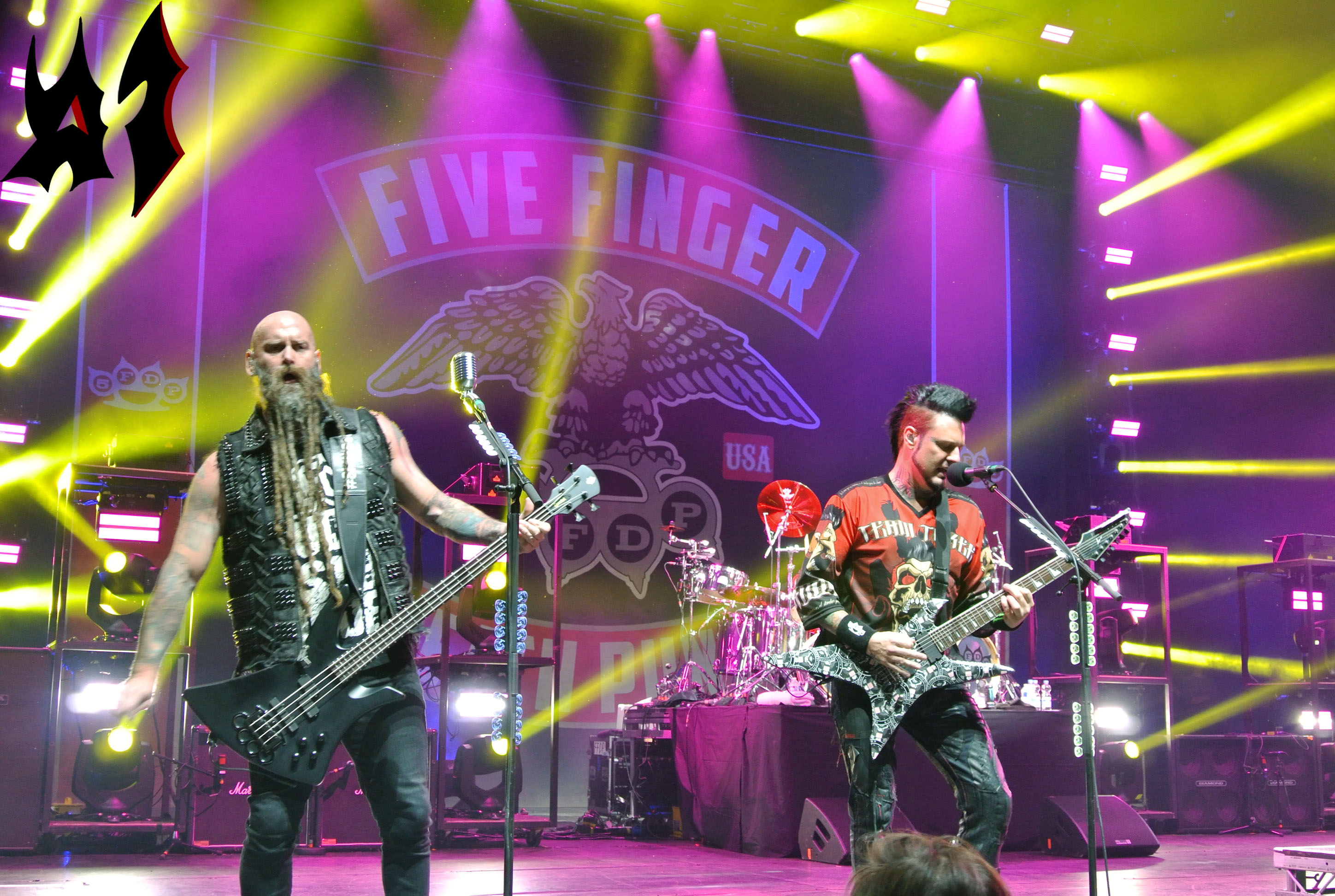 Five Finger Death Punch 9