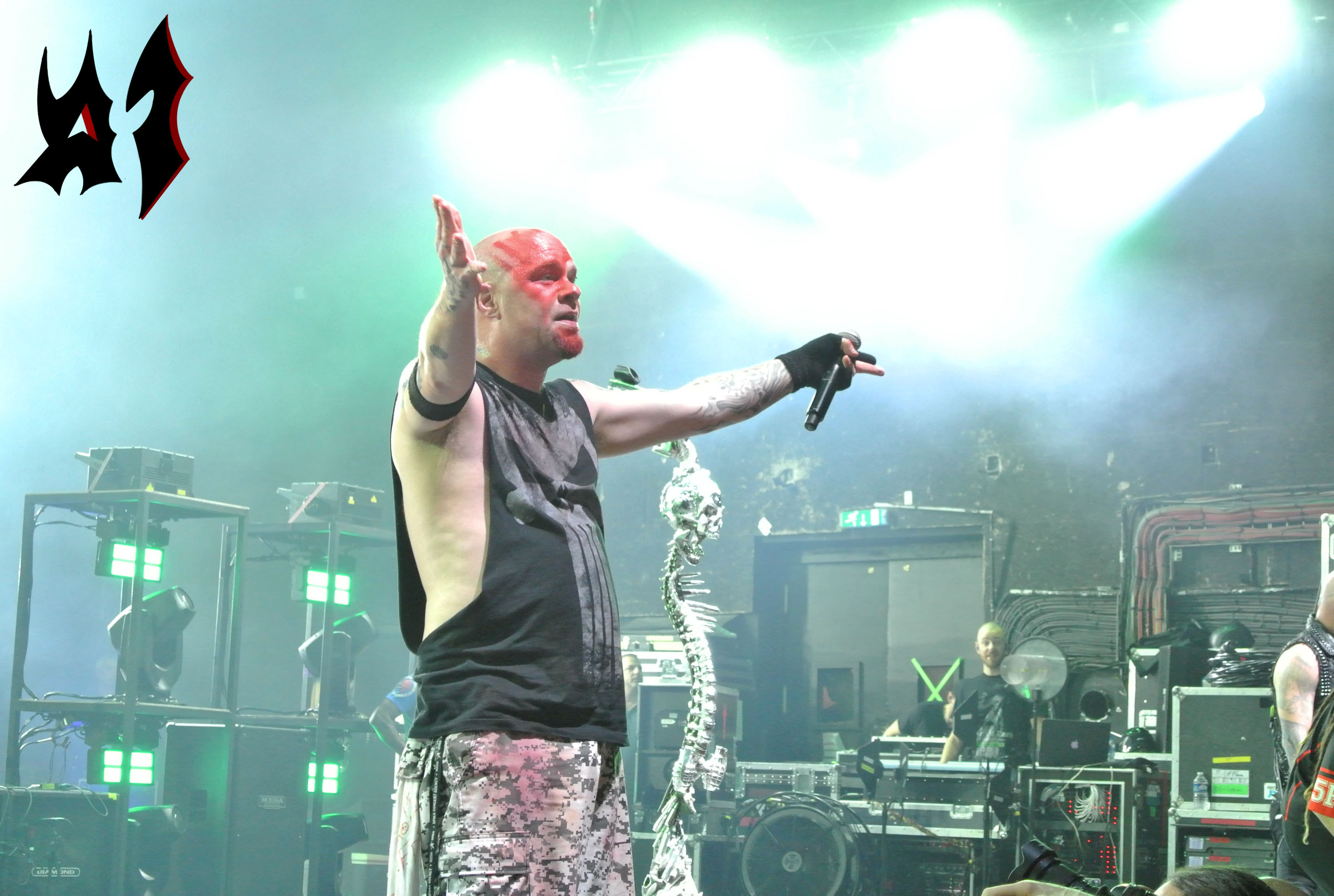 Five Finger Death Punch 11