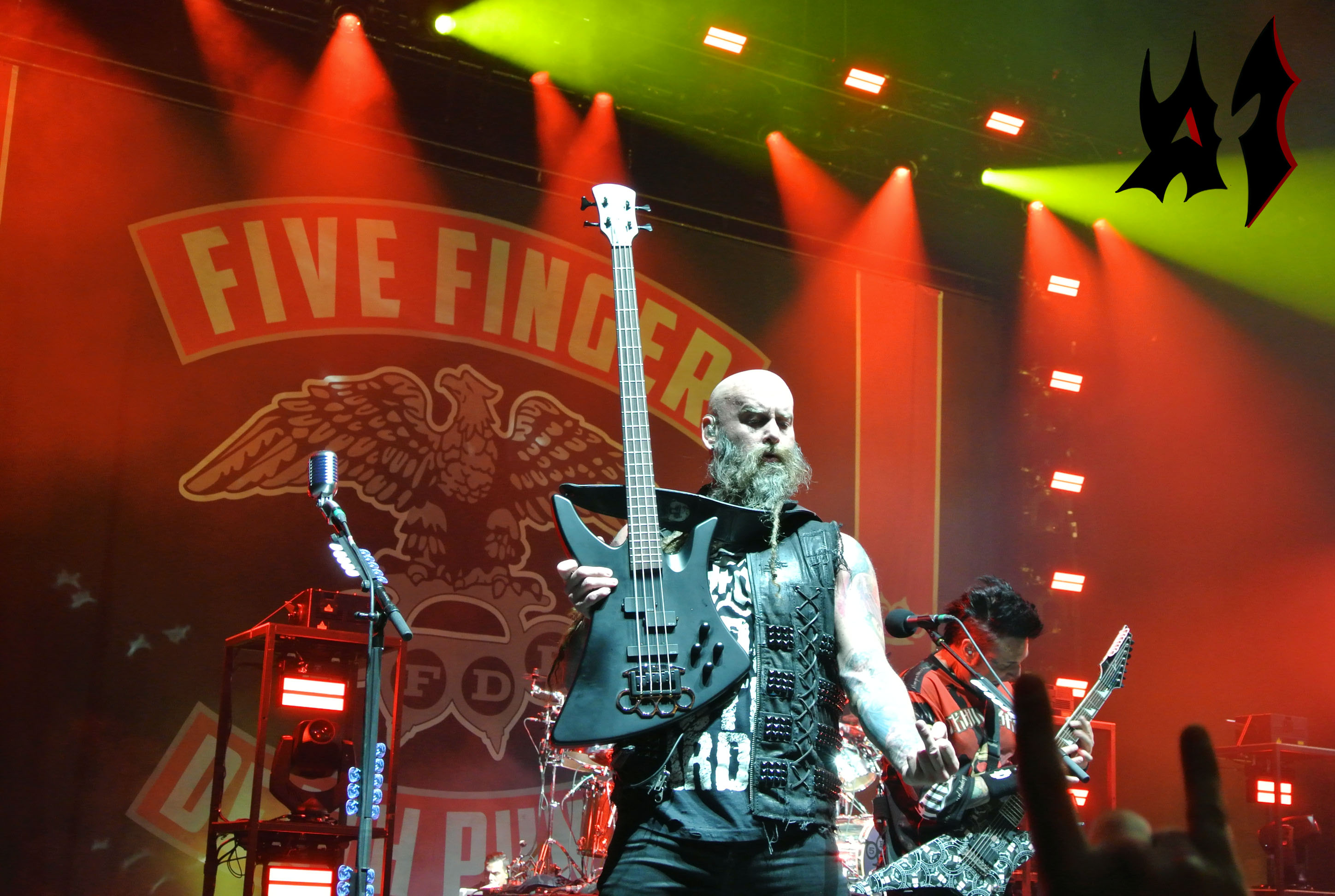 Five Finger Death Punch 14