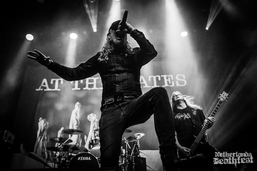 At The Gates - Copyright : Paul Verhagen