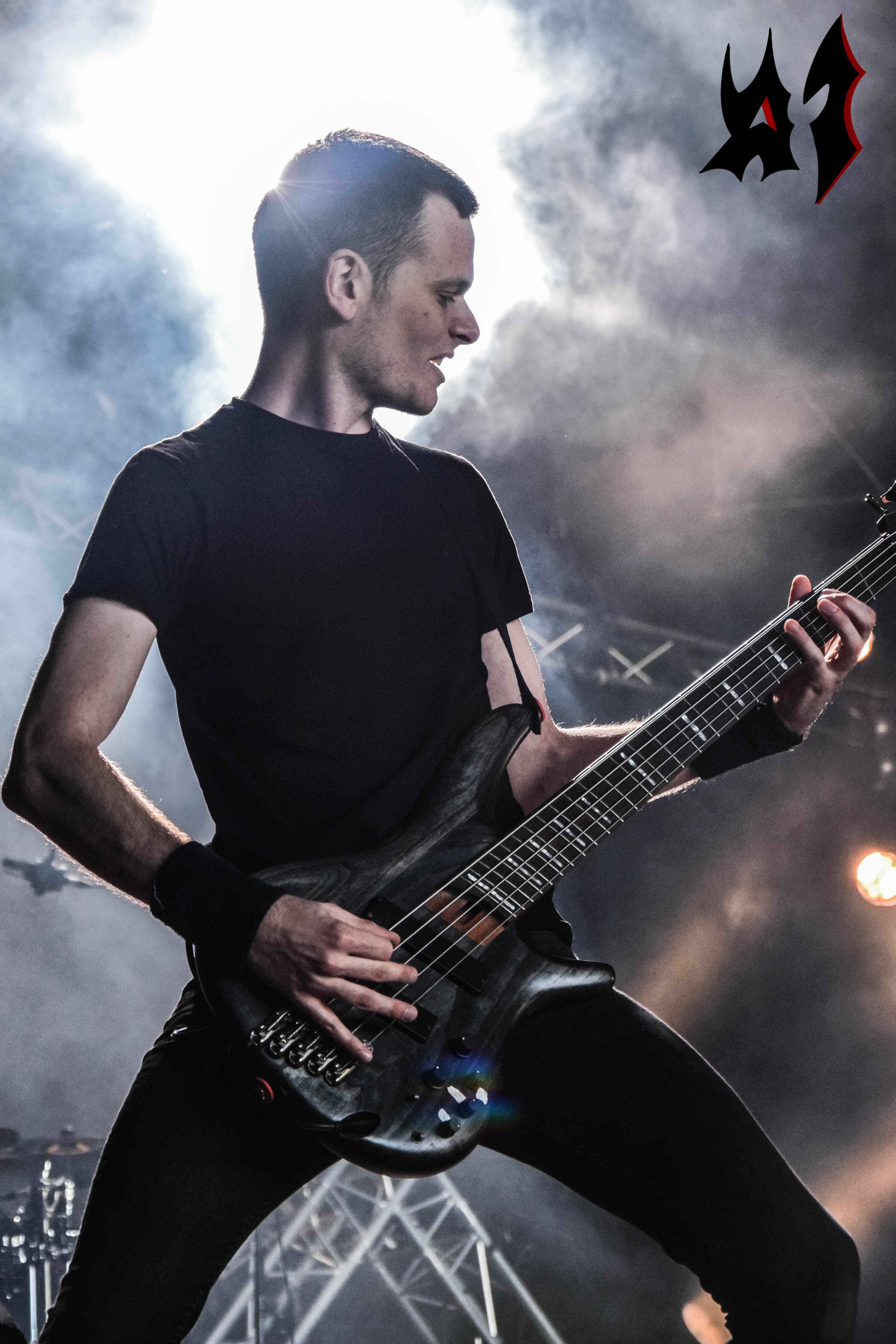 Hellfest - Day 1 - The Walking Dead Orchestra - 1