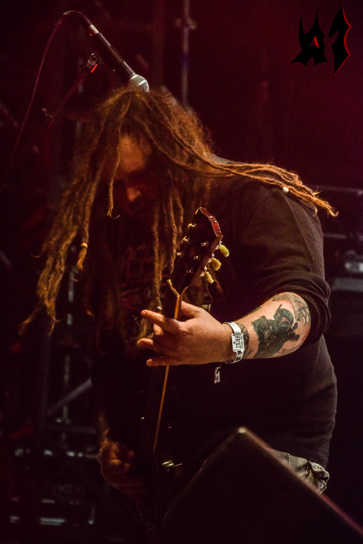 Hellfest - Day 1 - Napalm Death 6
