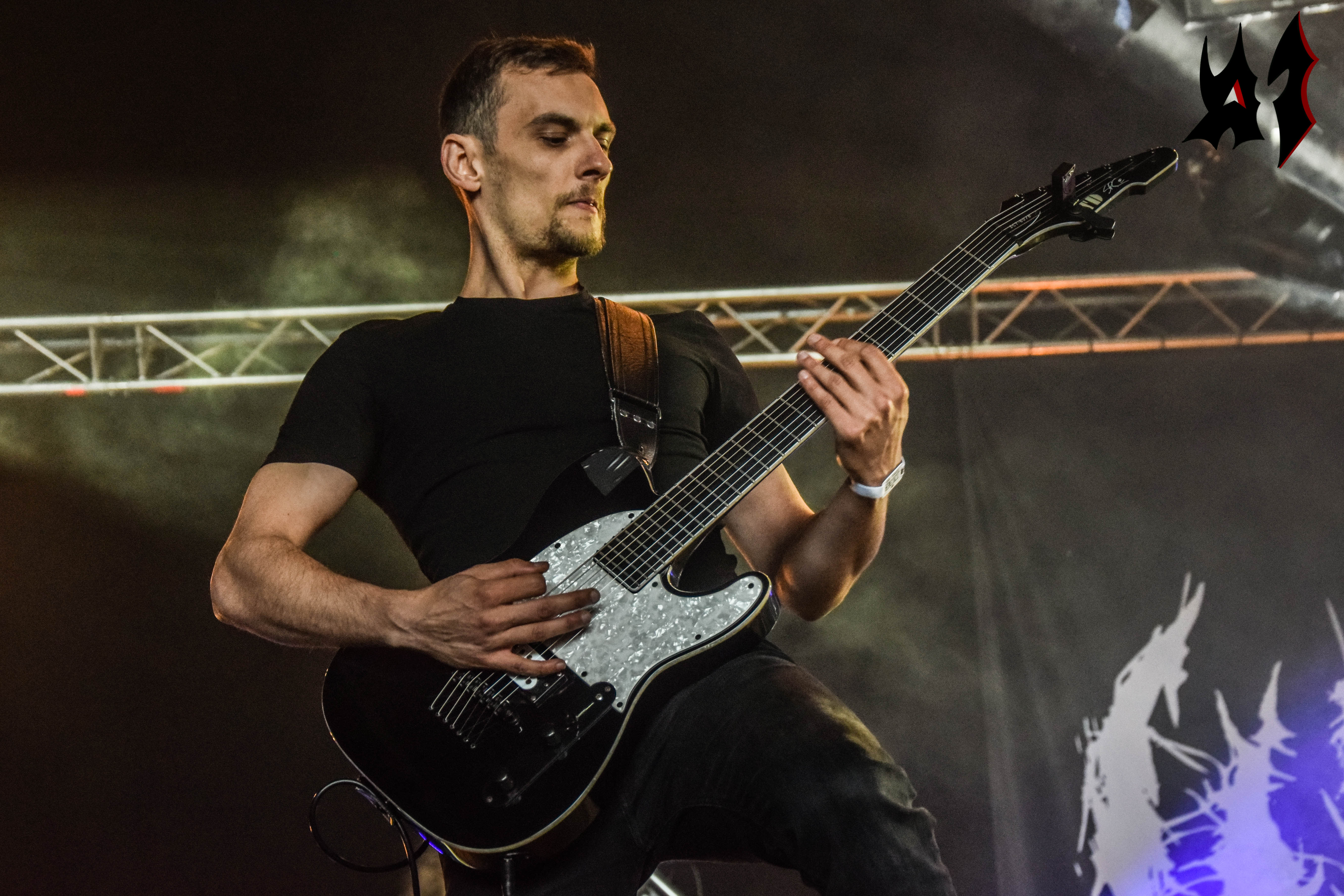 Hellfest - Day 1 - The Walking Dead Orchestra - 2