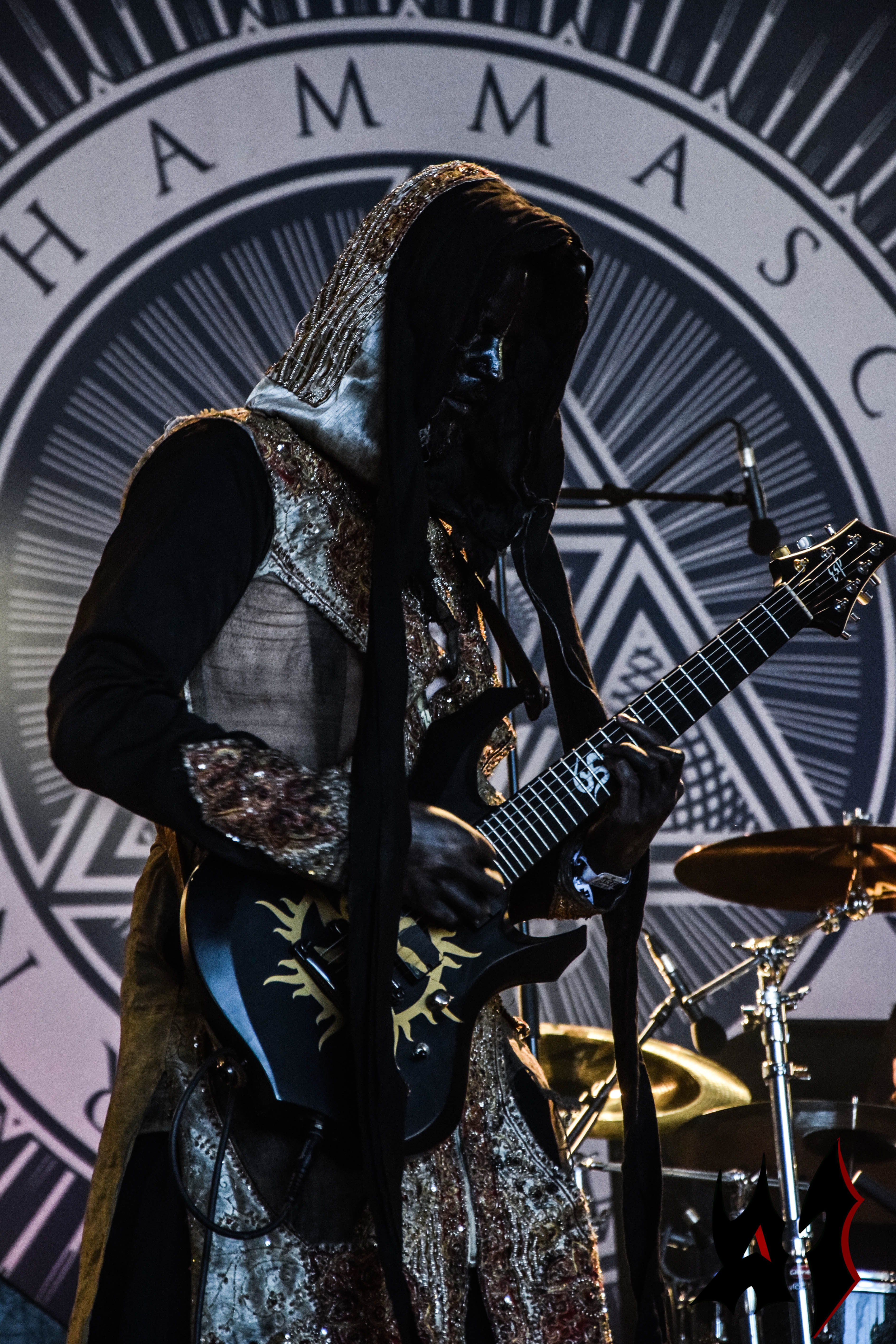 Hellfest - Day 1 - Schammasch 8
