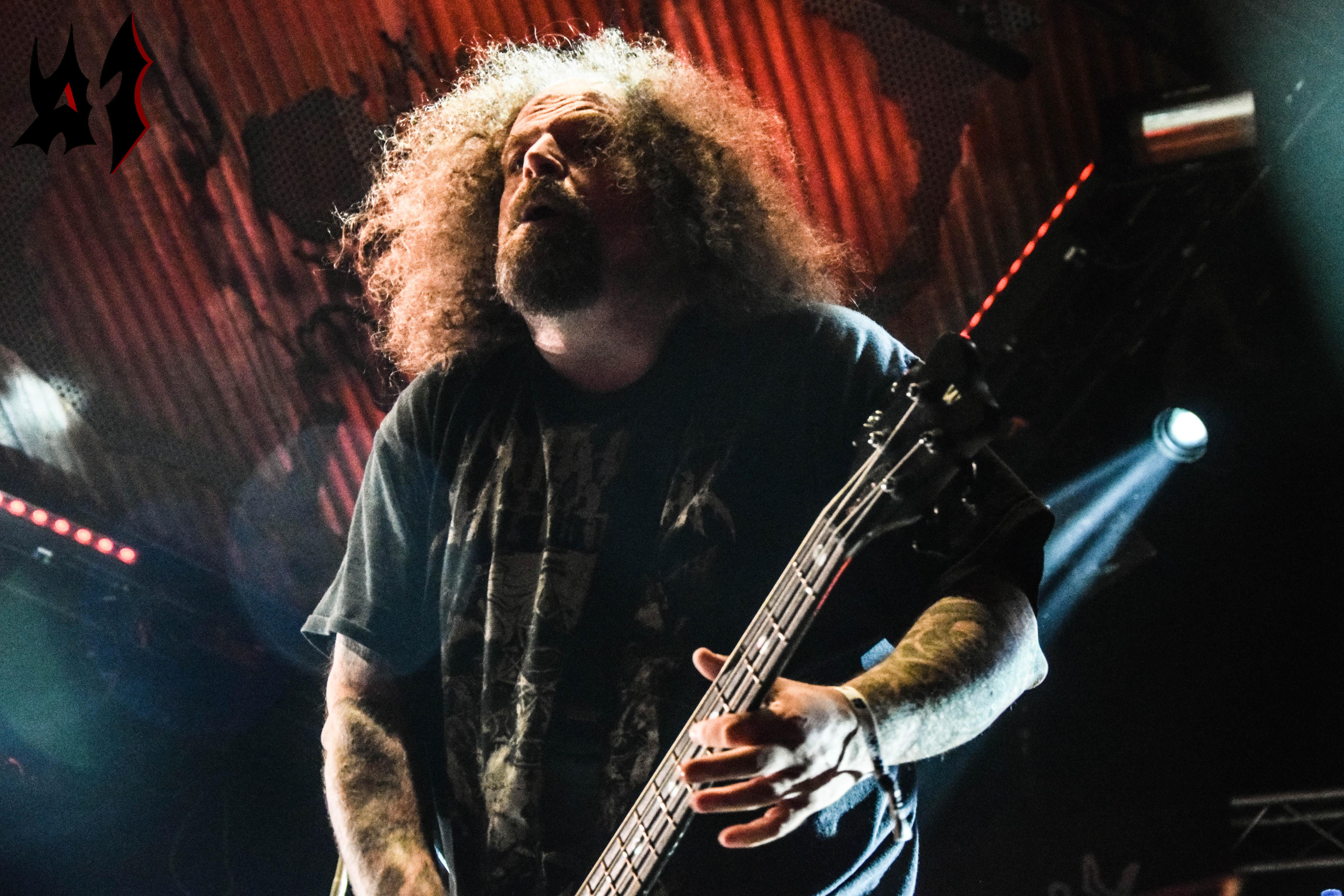 Hellfest - Day 1 - Napalm Death 20