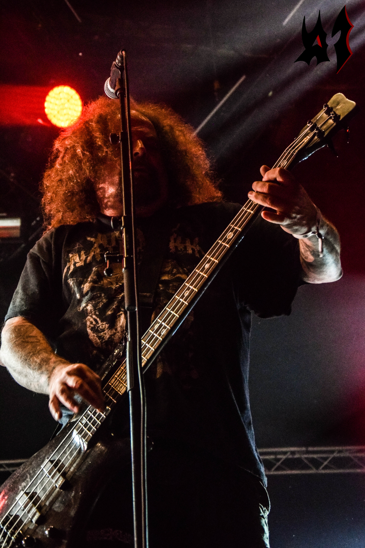 Hellfest - Day 1 - Napalm Death 16