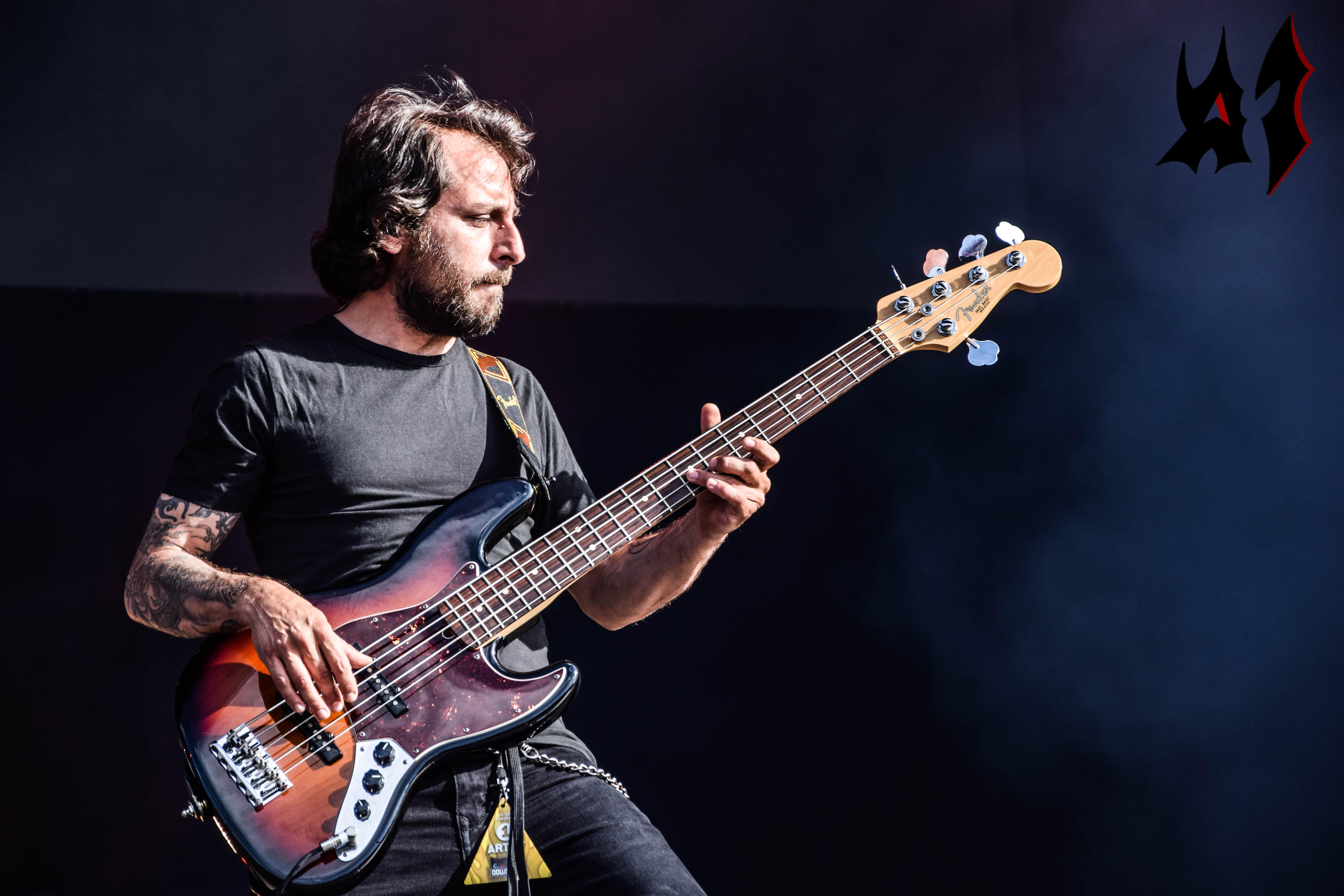 Donwload 2018 – Day 1 - Opeth 1