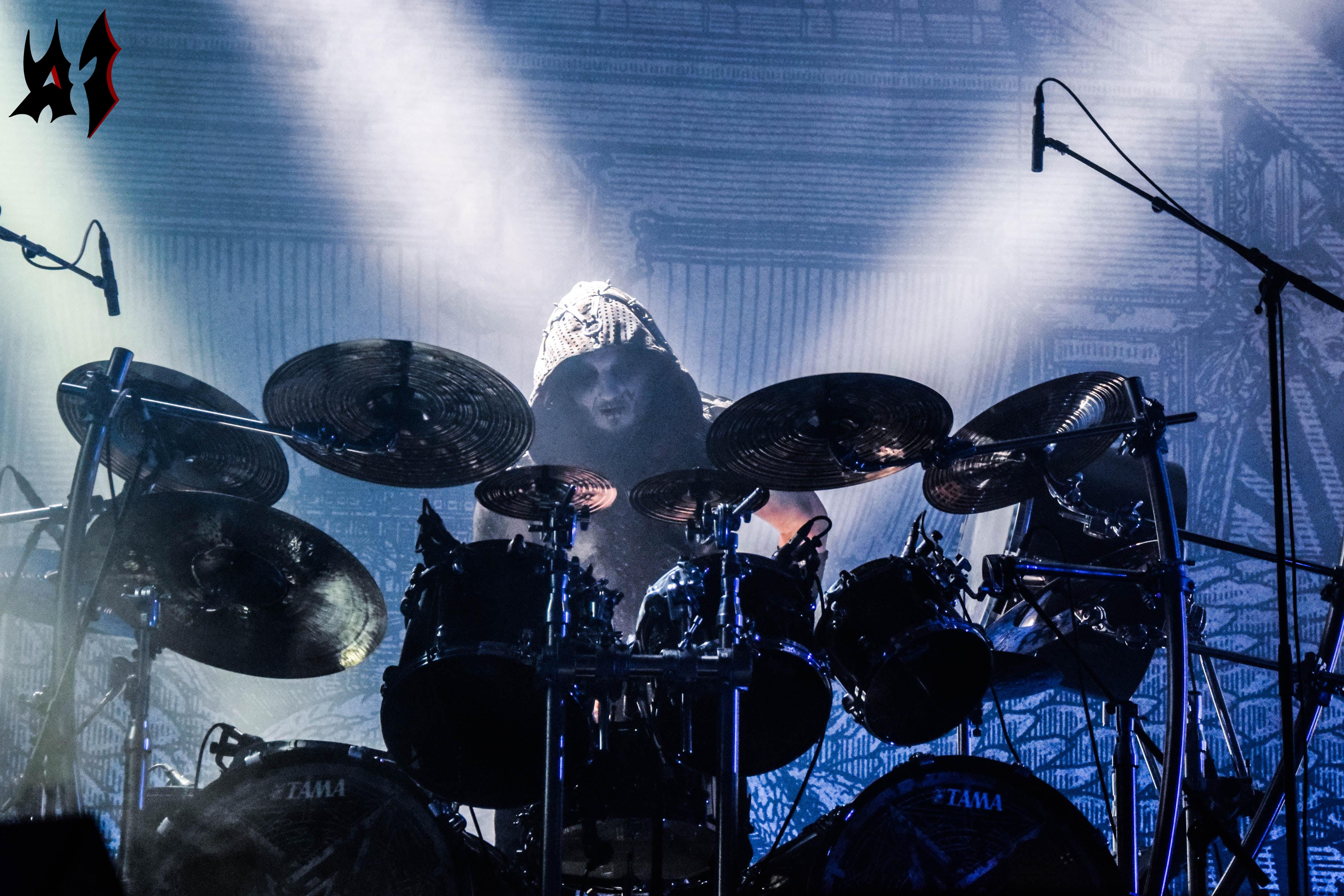 Hellfest - Jour 2 - Dimmu Borgir 1