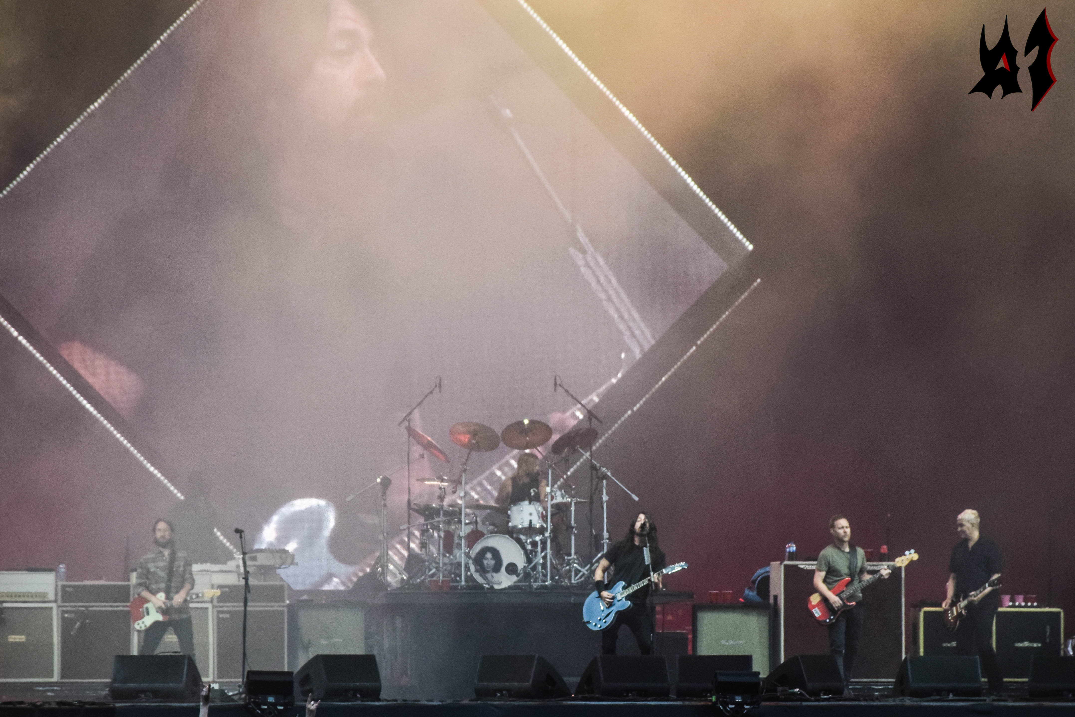 Donwload 2018 – Day 3 - Foo Fighters 1