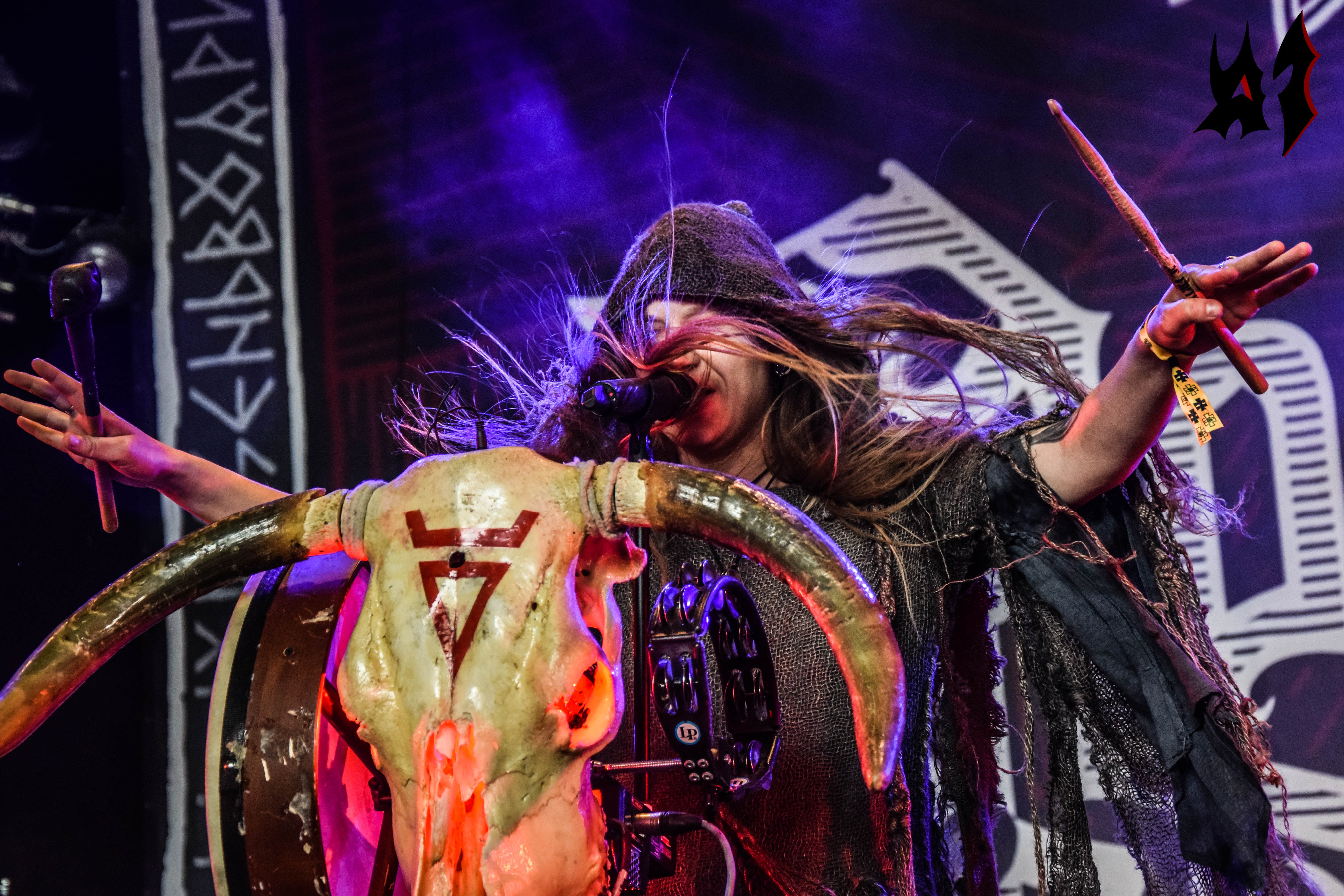 Hellfest - Jour 2 - Arkona 2