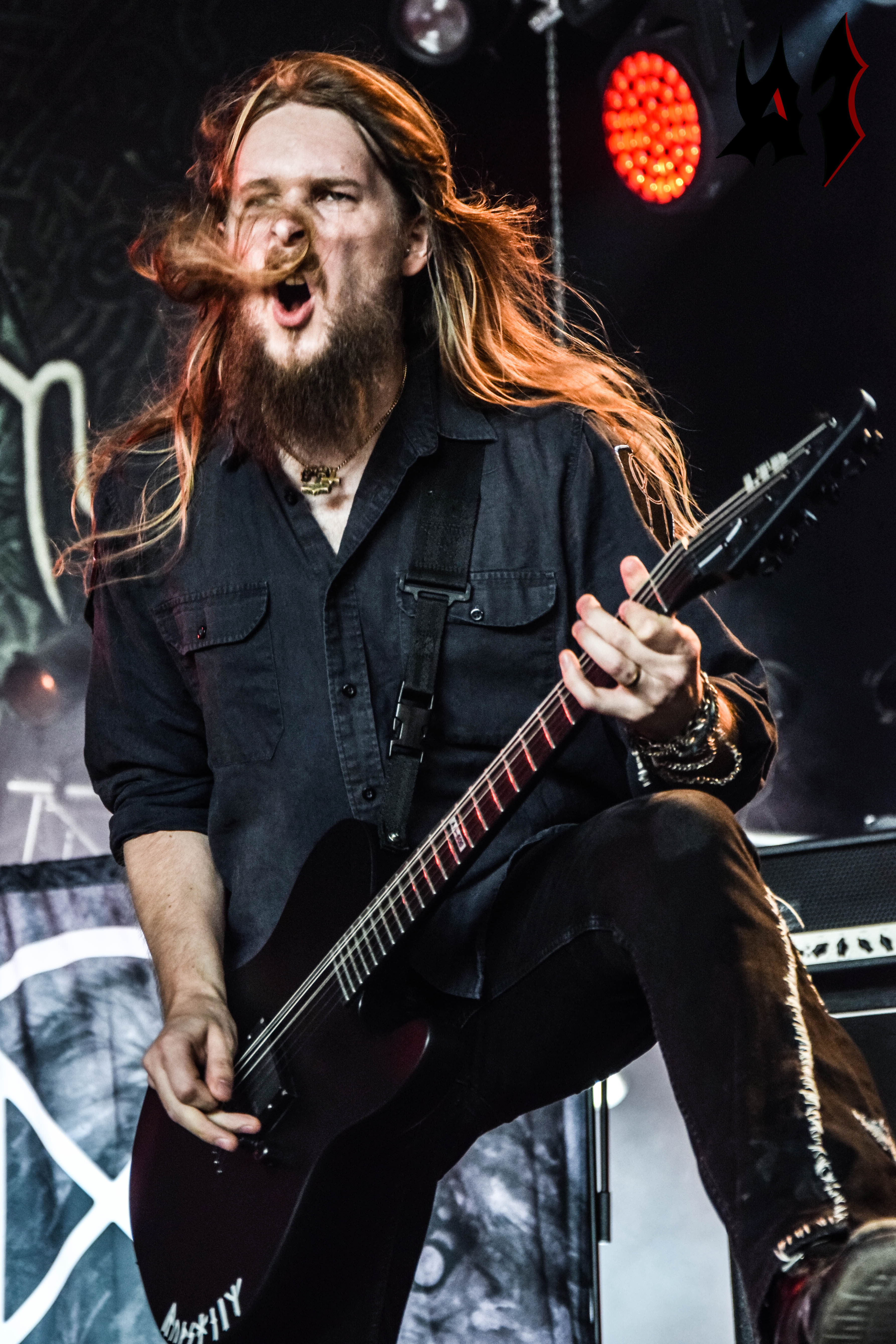 Hellfest 2018 – Day 3 - Manegarm 15