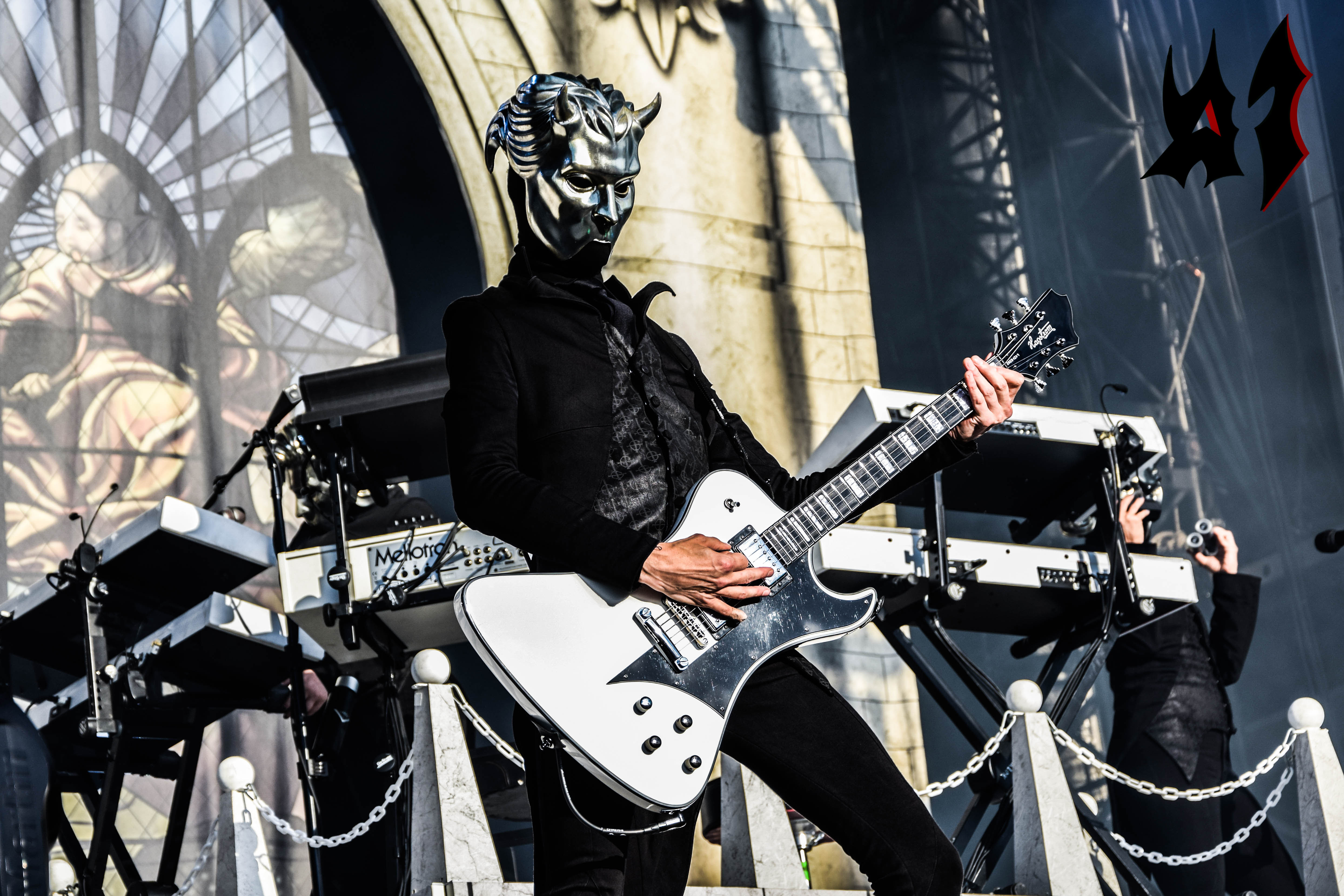 Donwload 2018 – Day 1 - Ghost 2