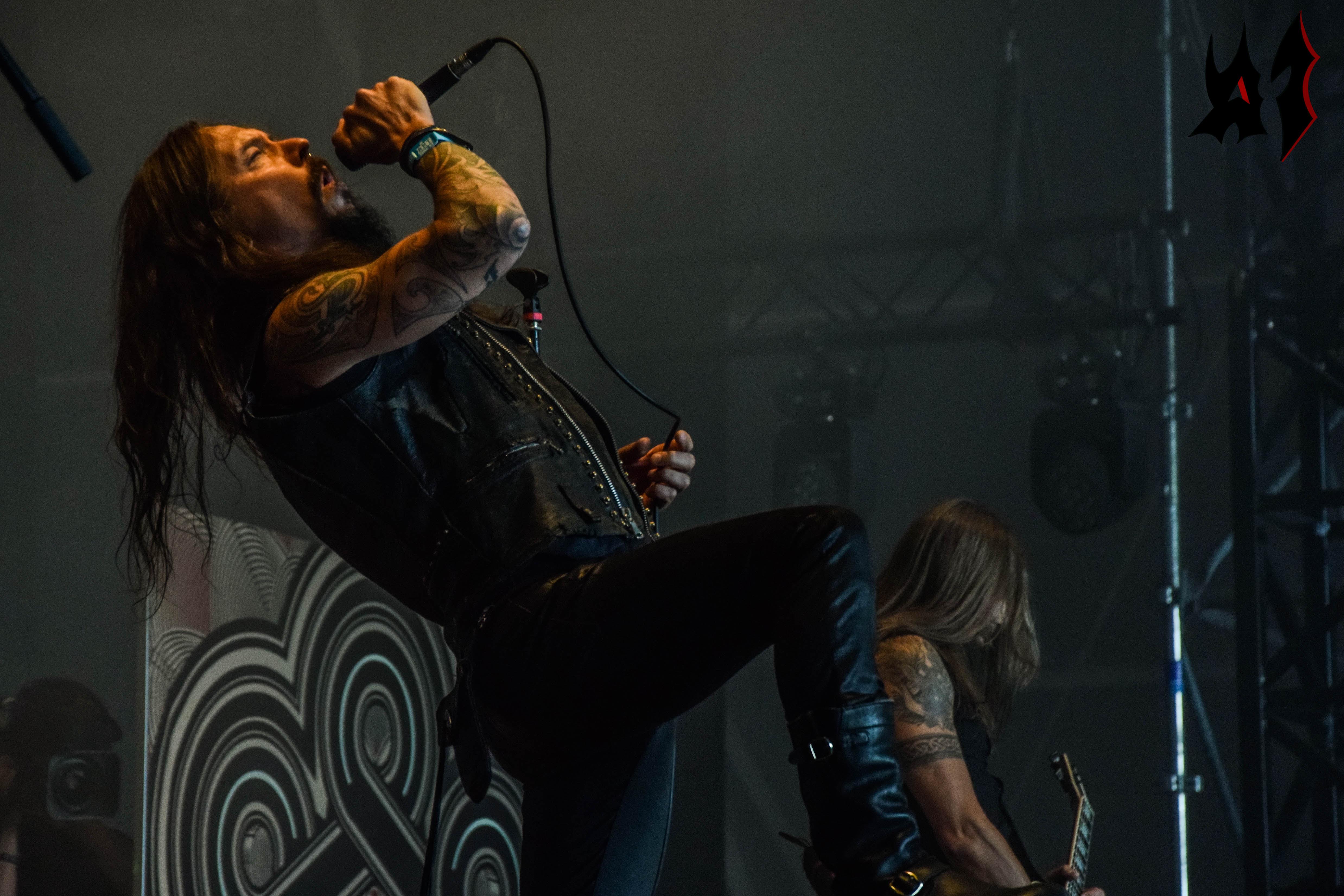 Hellfest 2018 – Day 3 - Amorphis 3