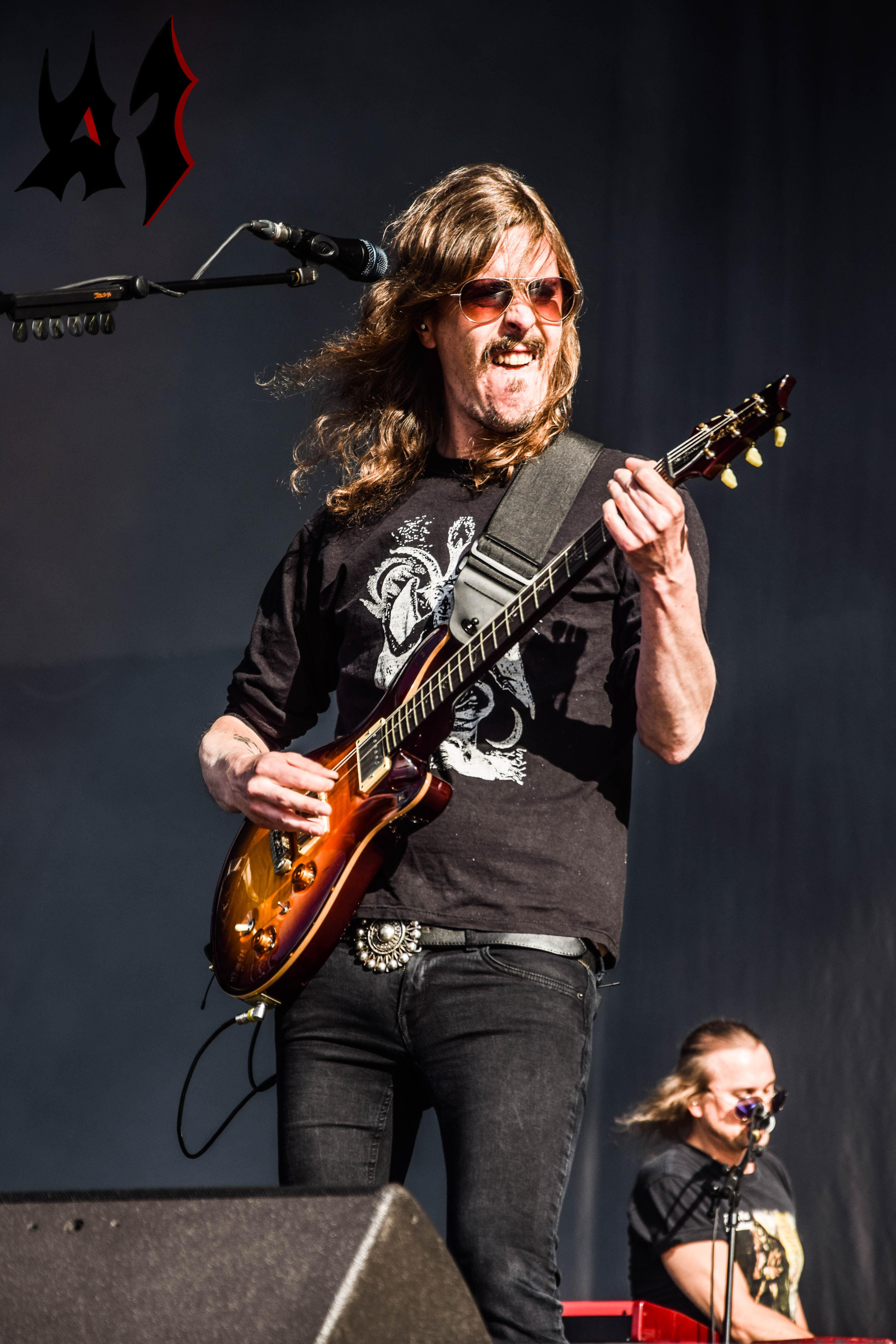 Donwload 2018 – Day 1 - Opeth 4