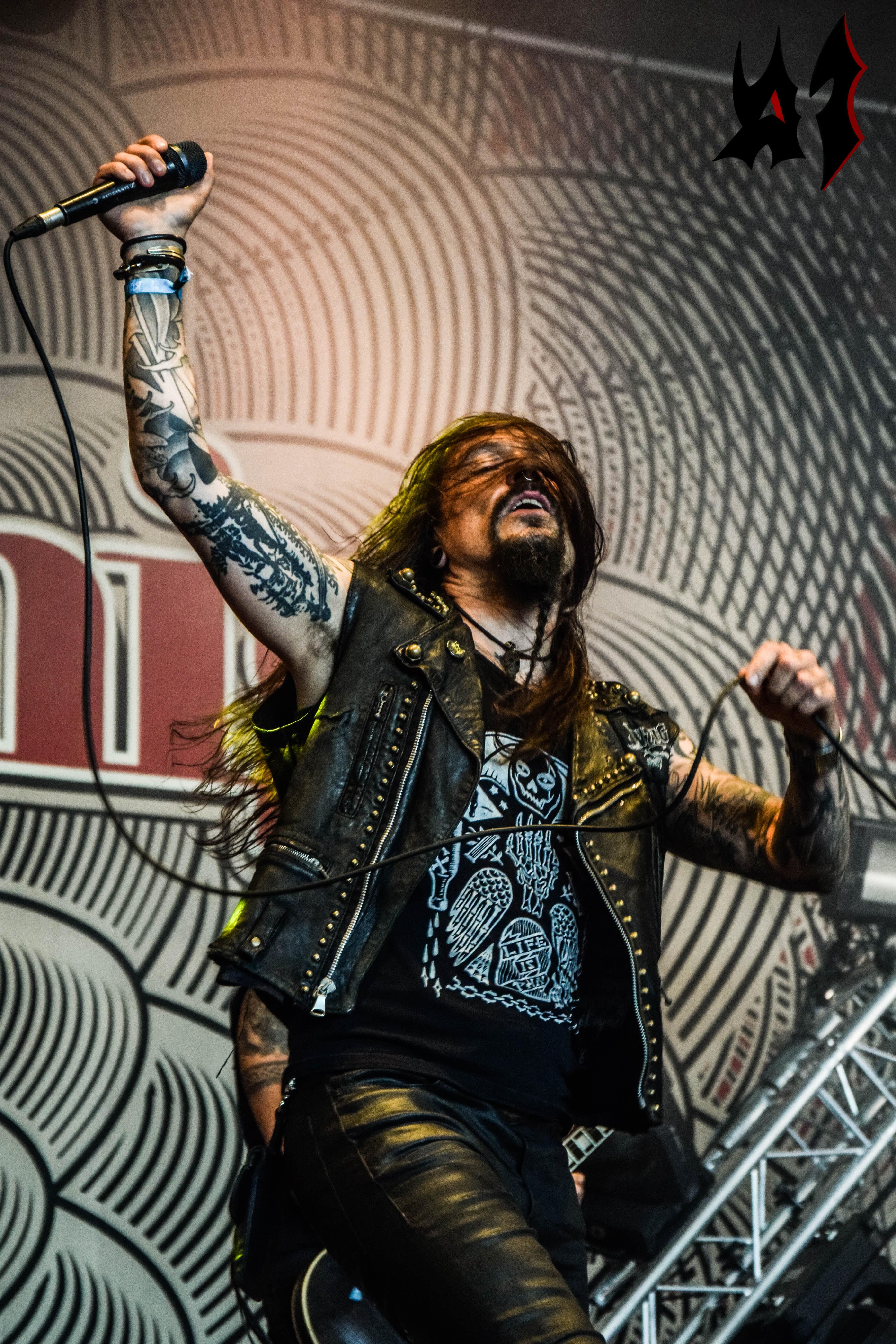 Hellfest 2018 – Day 3 - Amorphis 5