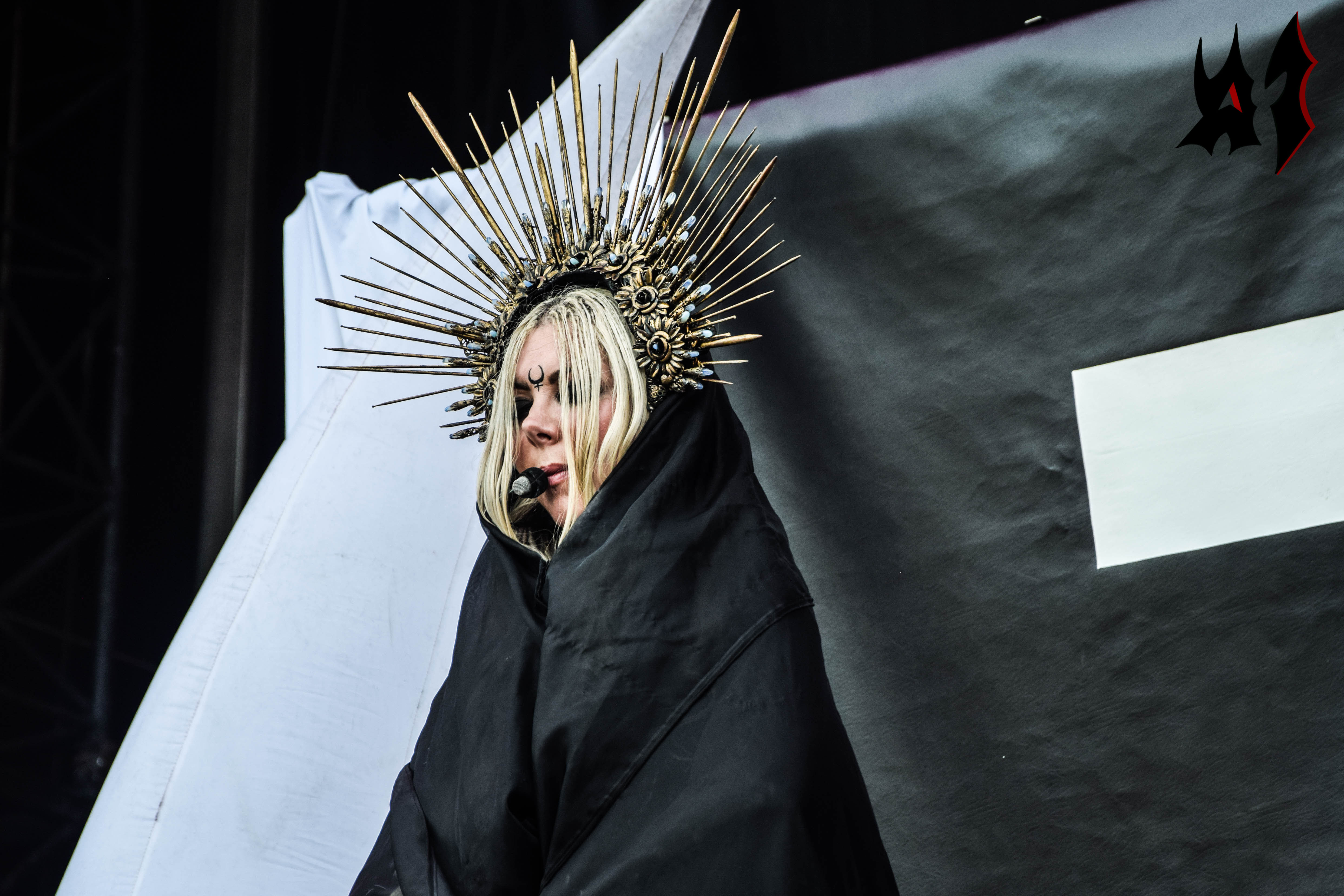 Hellfest - Day 3 - In This Moment 3
