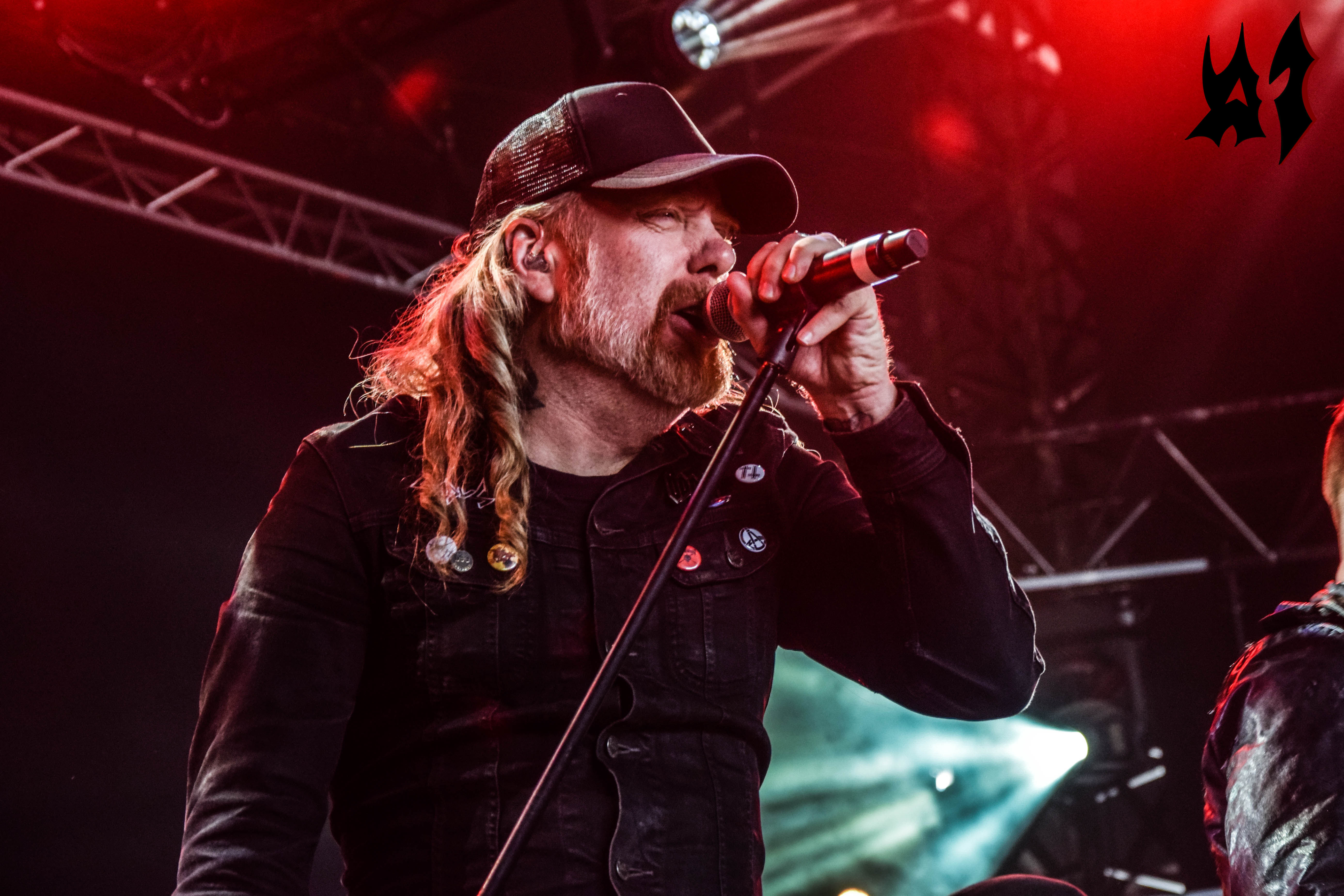 Hellfest - Day 3 - The Lurking Fear 4