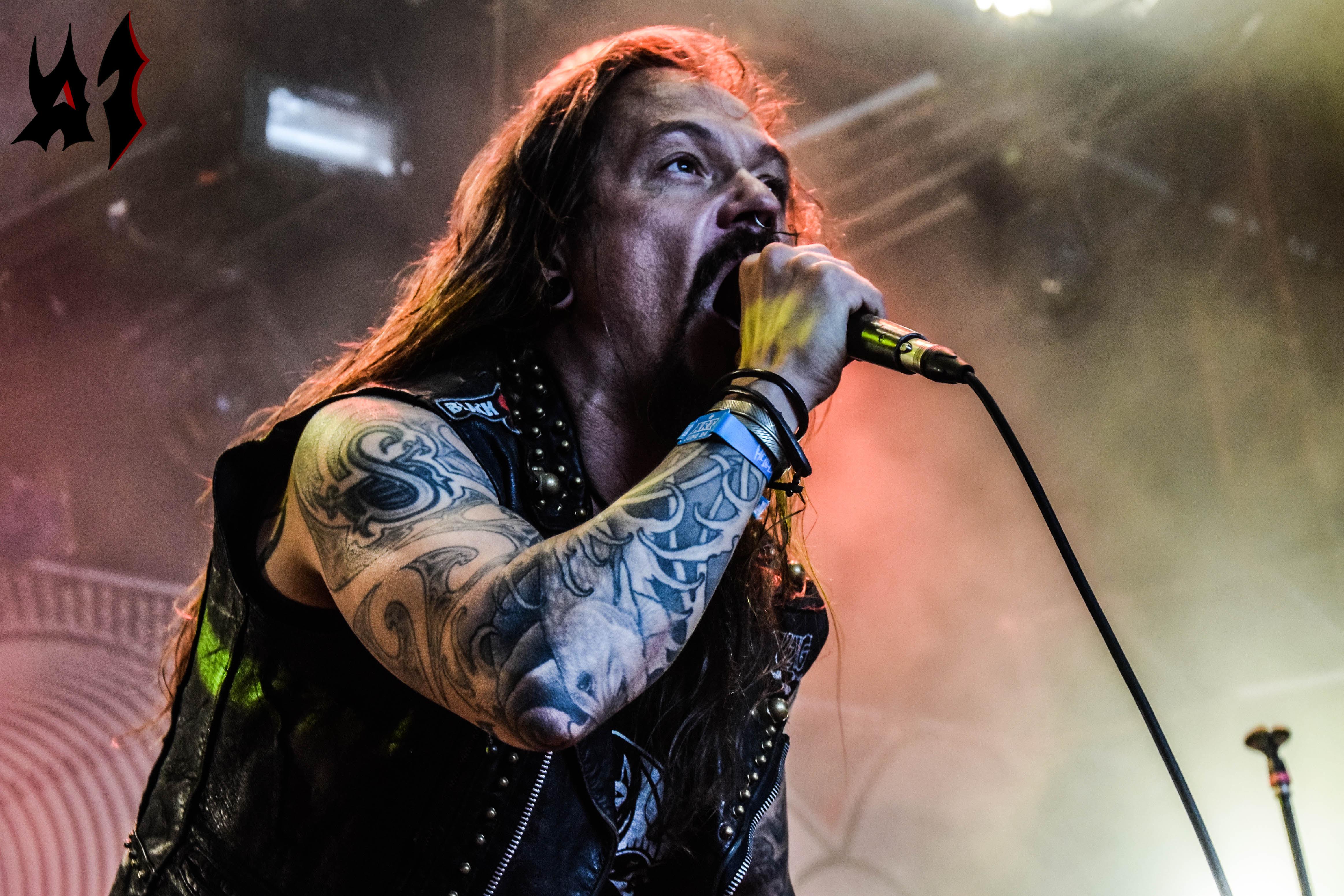 Hellfest 2018 – Day 3 - Amorphis 10