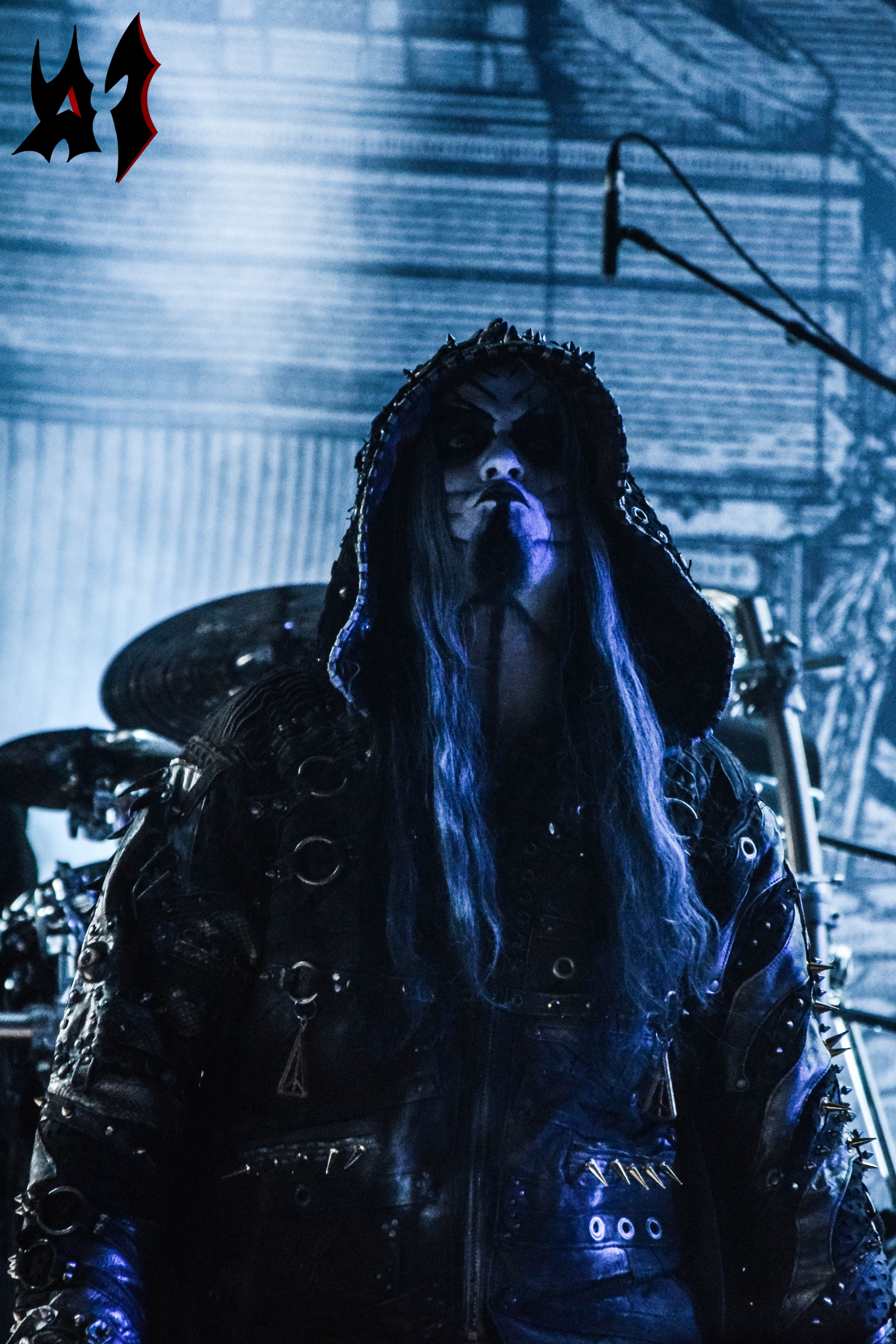 Hellfest - Jour 2 - Dimmu Borgir 6