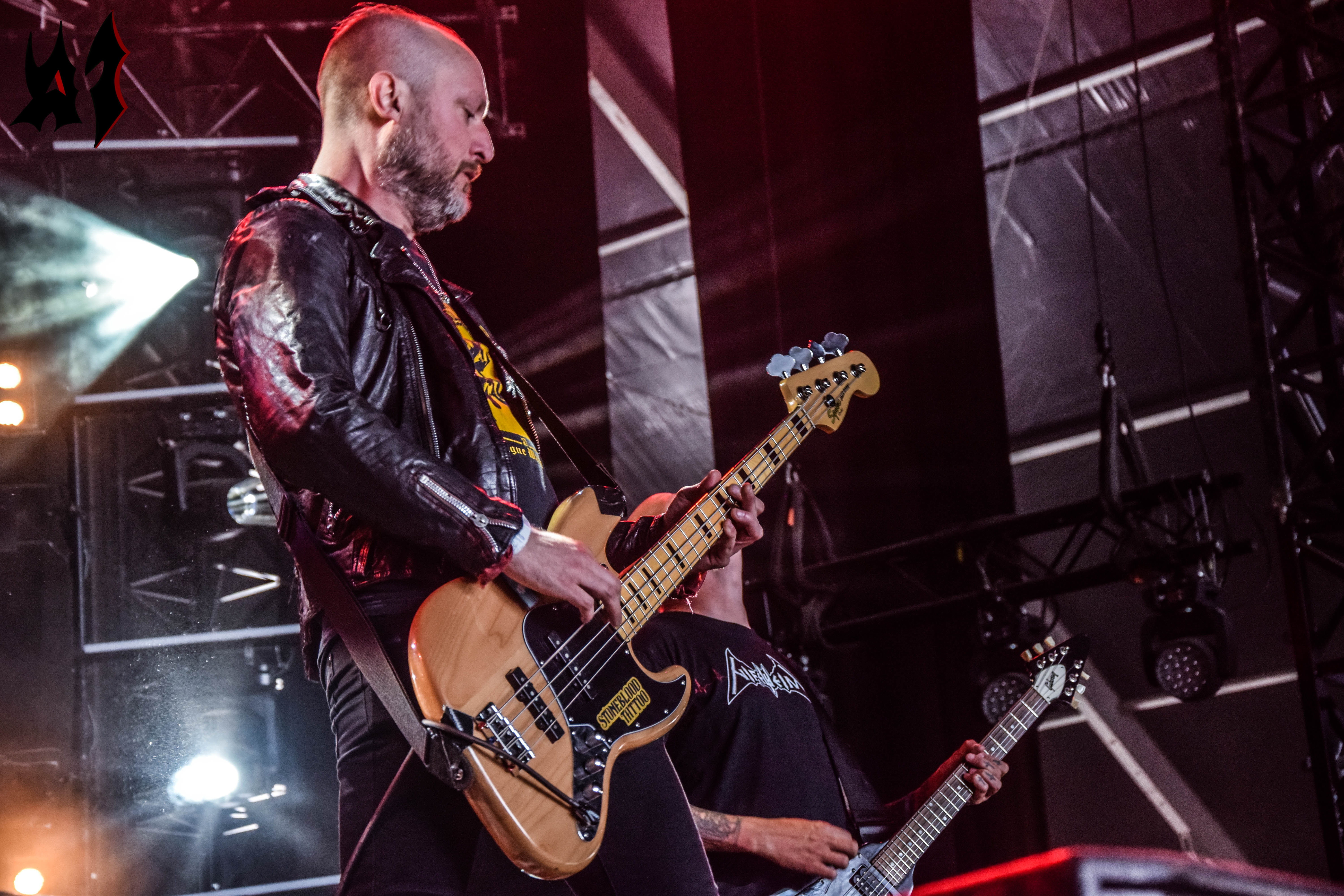 Hellfest - Day 3 - The Lurking Fear 5
