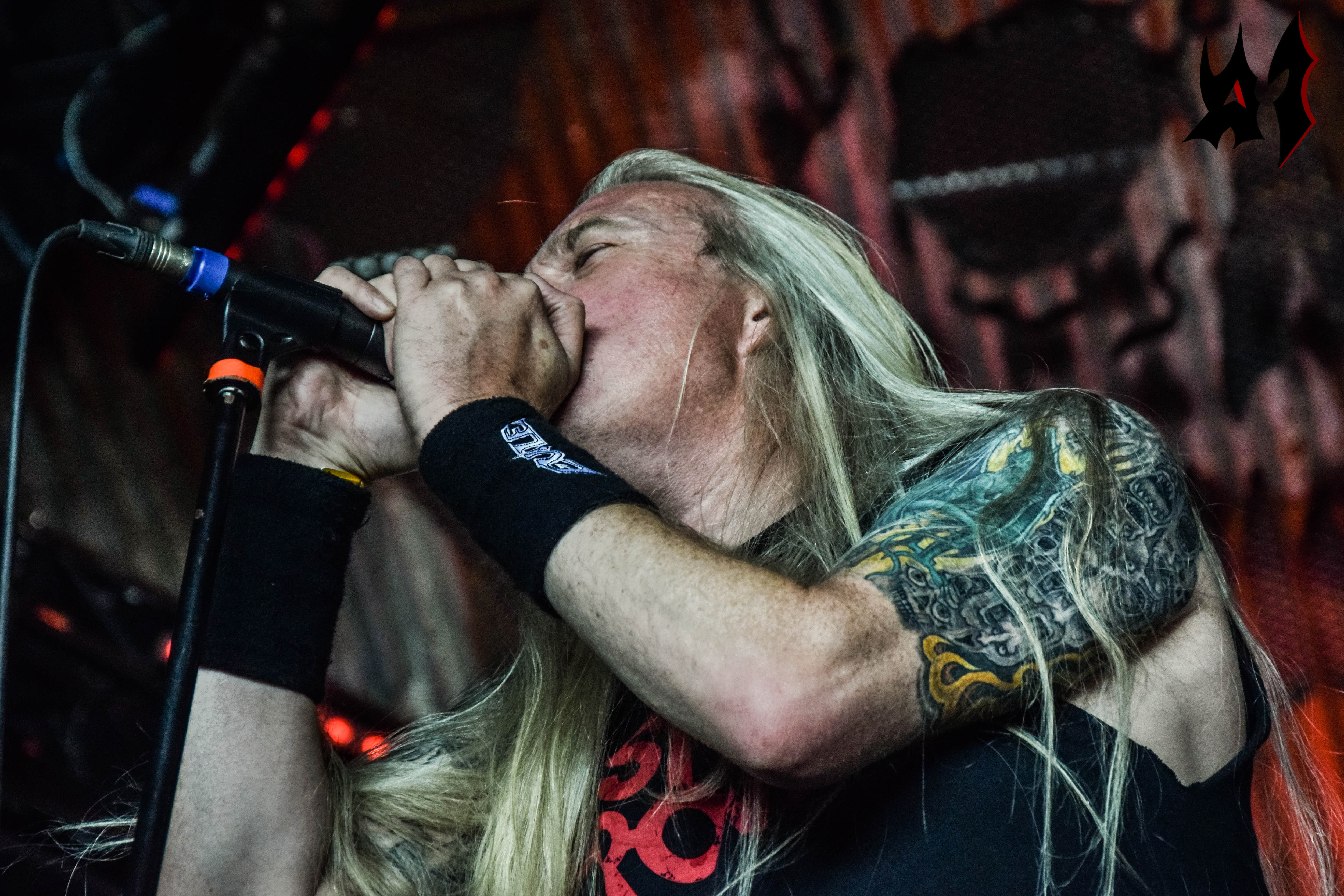 Hellfest - Jour 2 - Memoriam 8