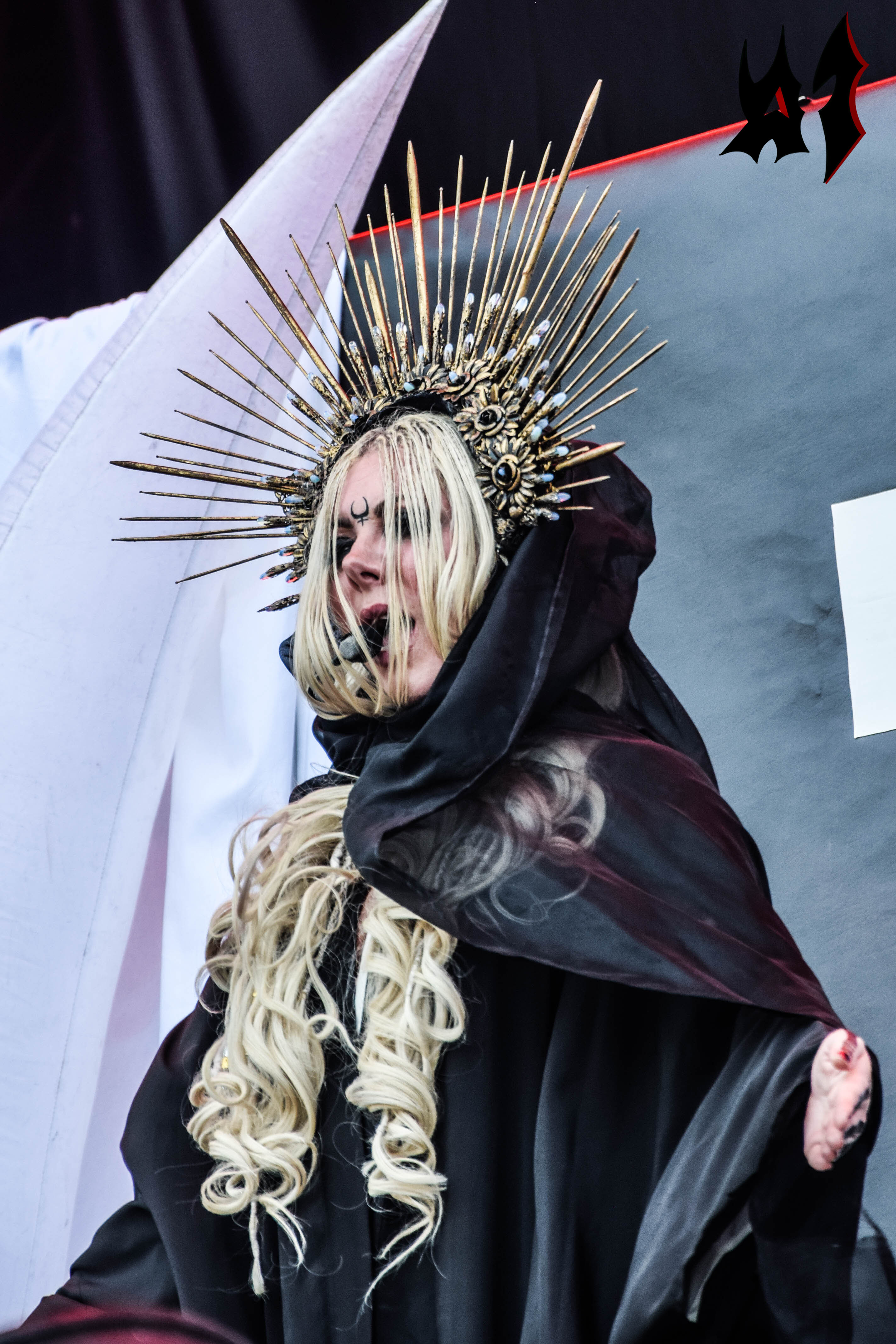 Hellfest - Day 3 - In This Moment 10