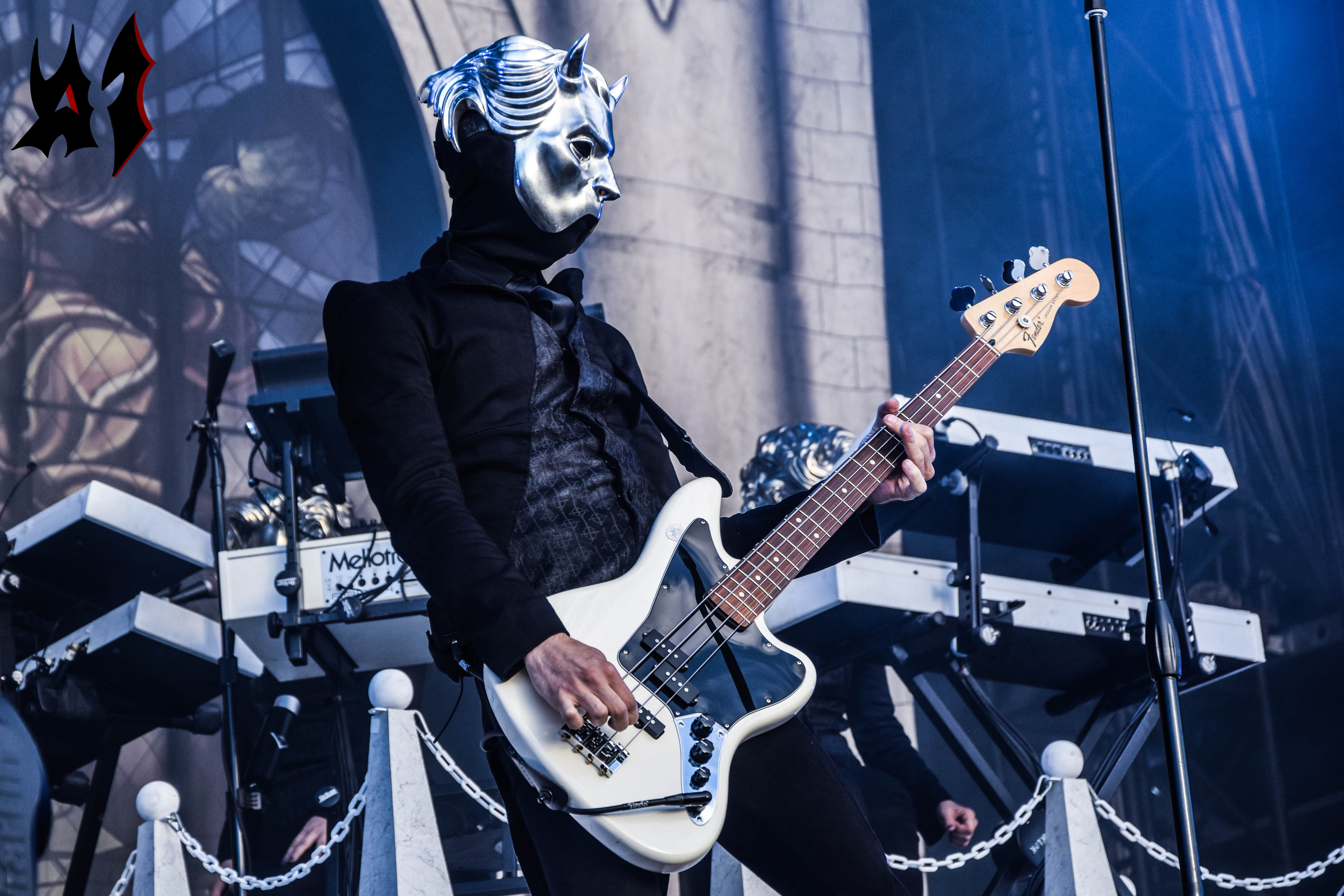 Donwload 2018 – Day 1 - Ghost 14