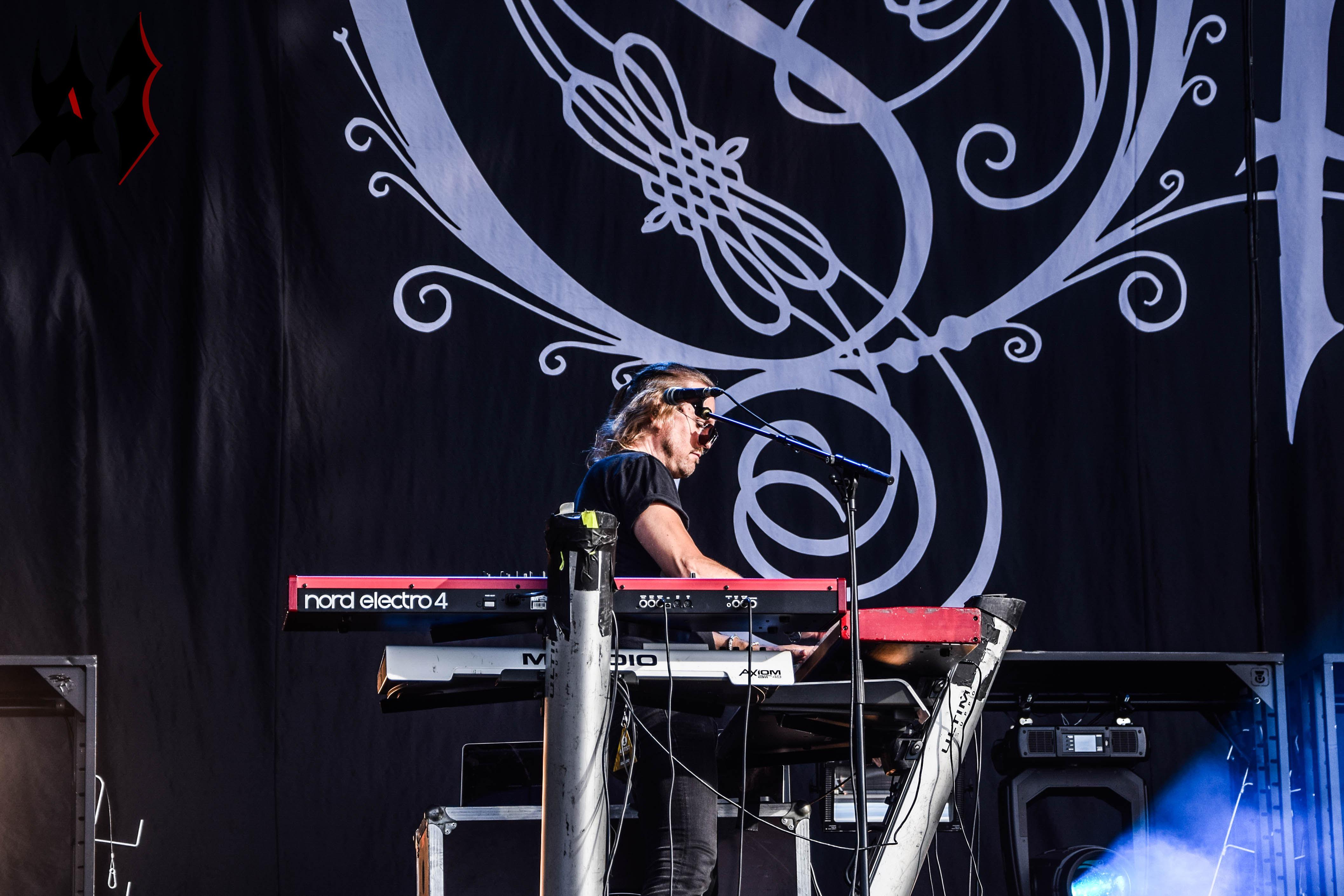 Donwload 2018 – Day 1 - Opeth 13