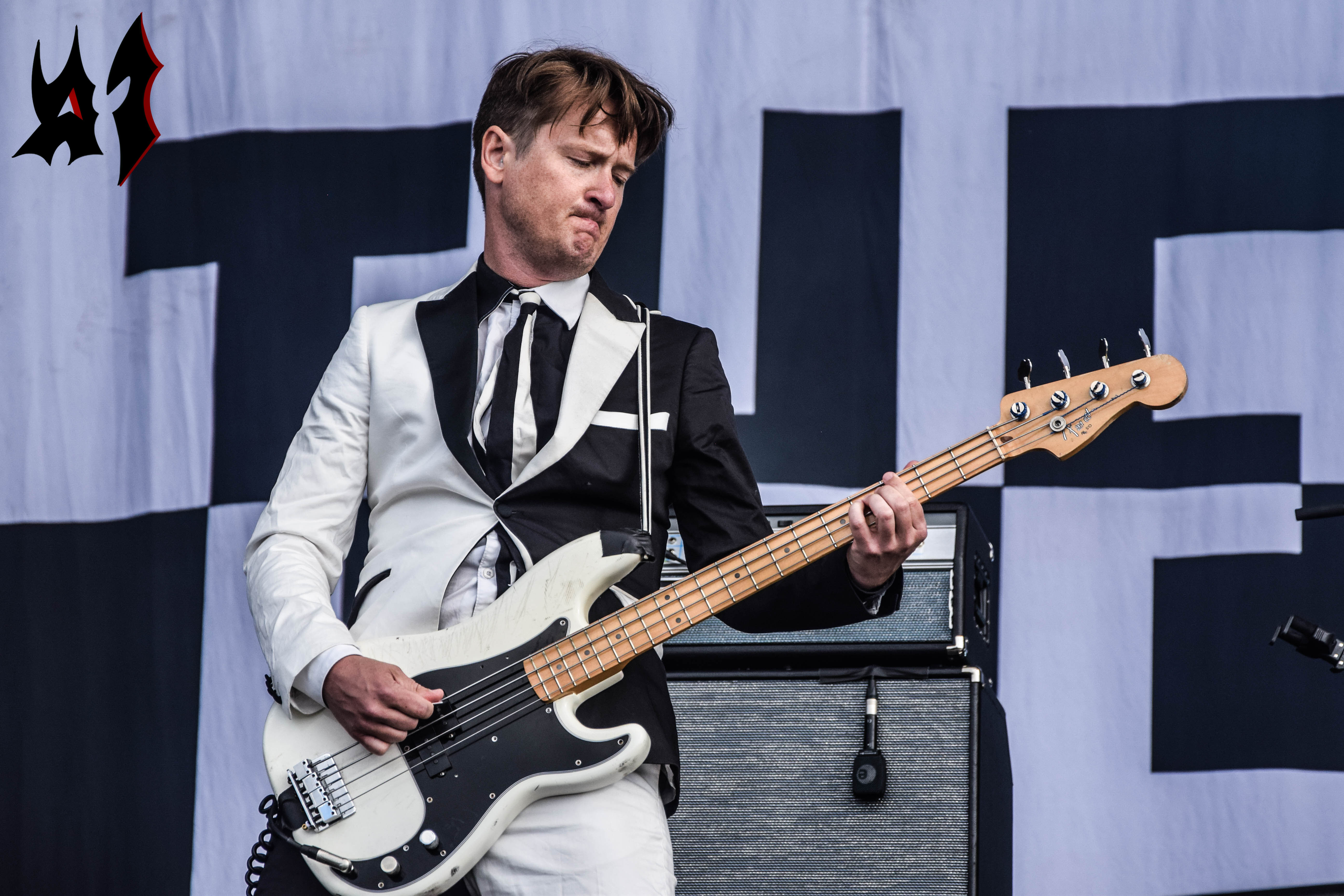 Donwload 2018 – Day 3 - The Hives 13
