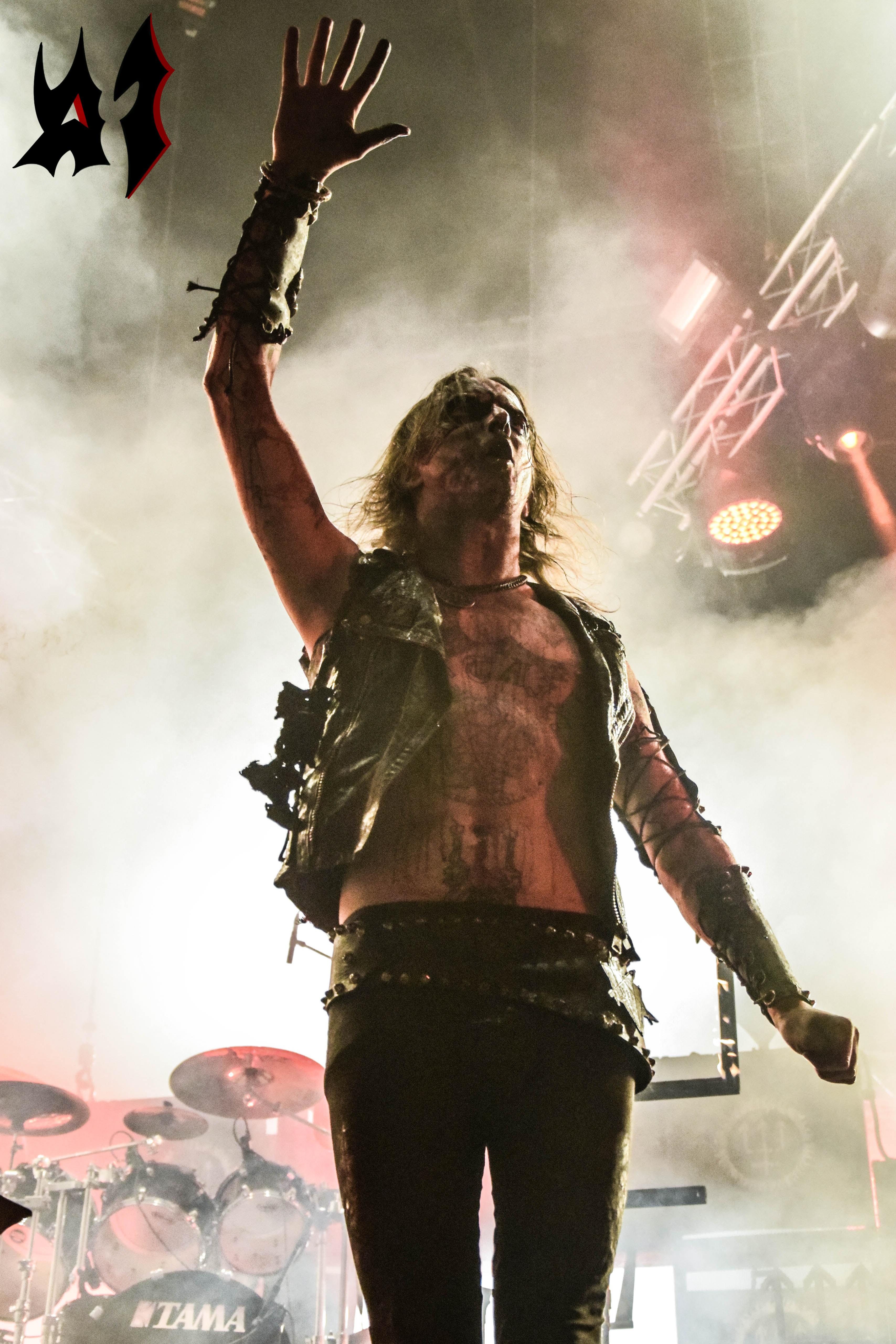 Hellfest - Jour 2 - Watain 3
