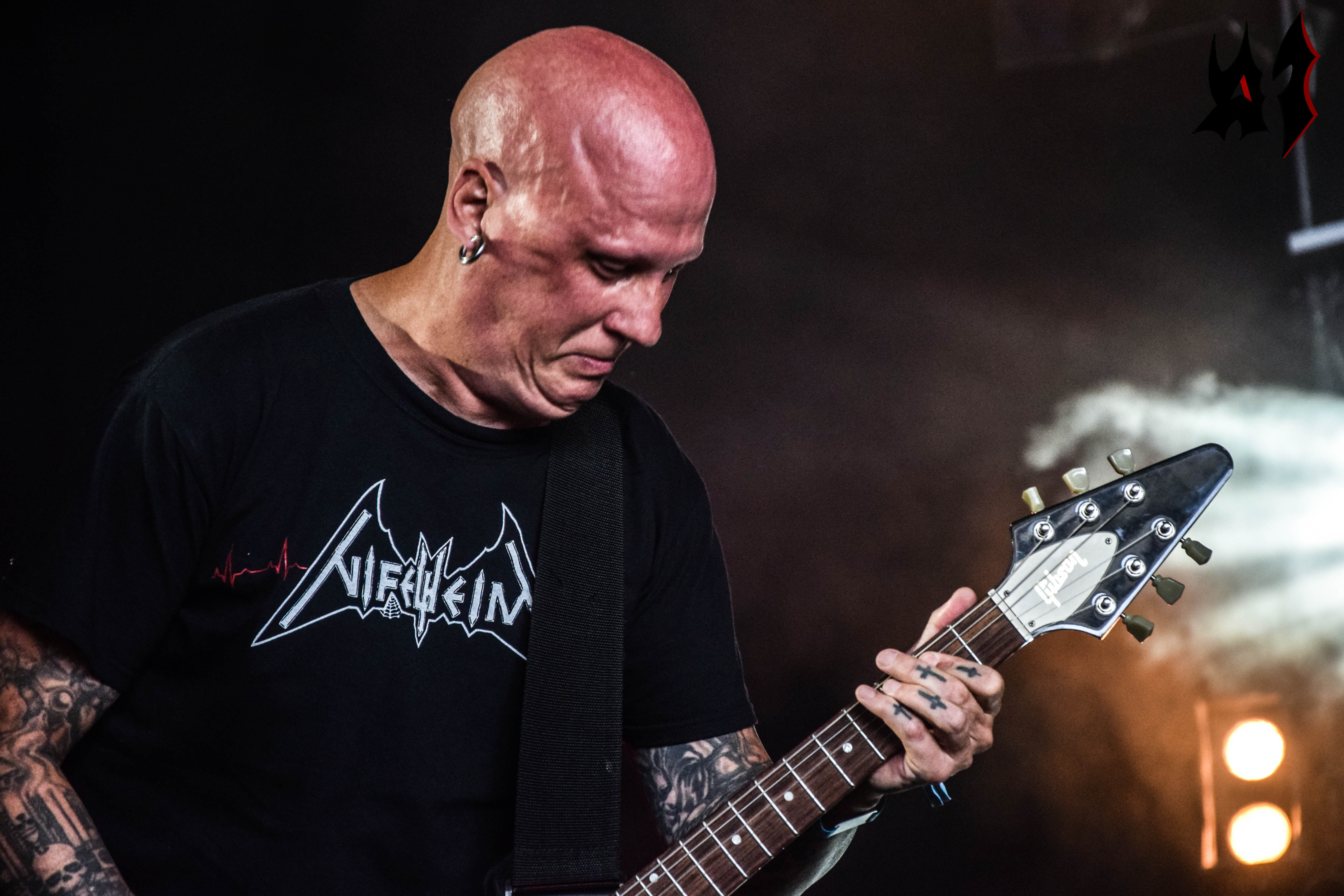 Hellfest - Day 3 - The Lurking Fear 8