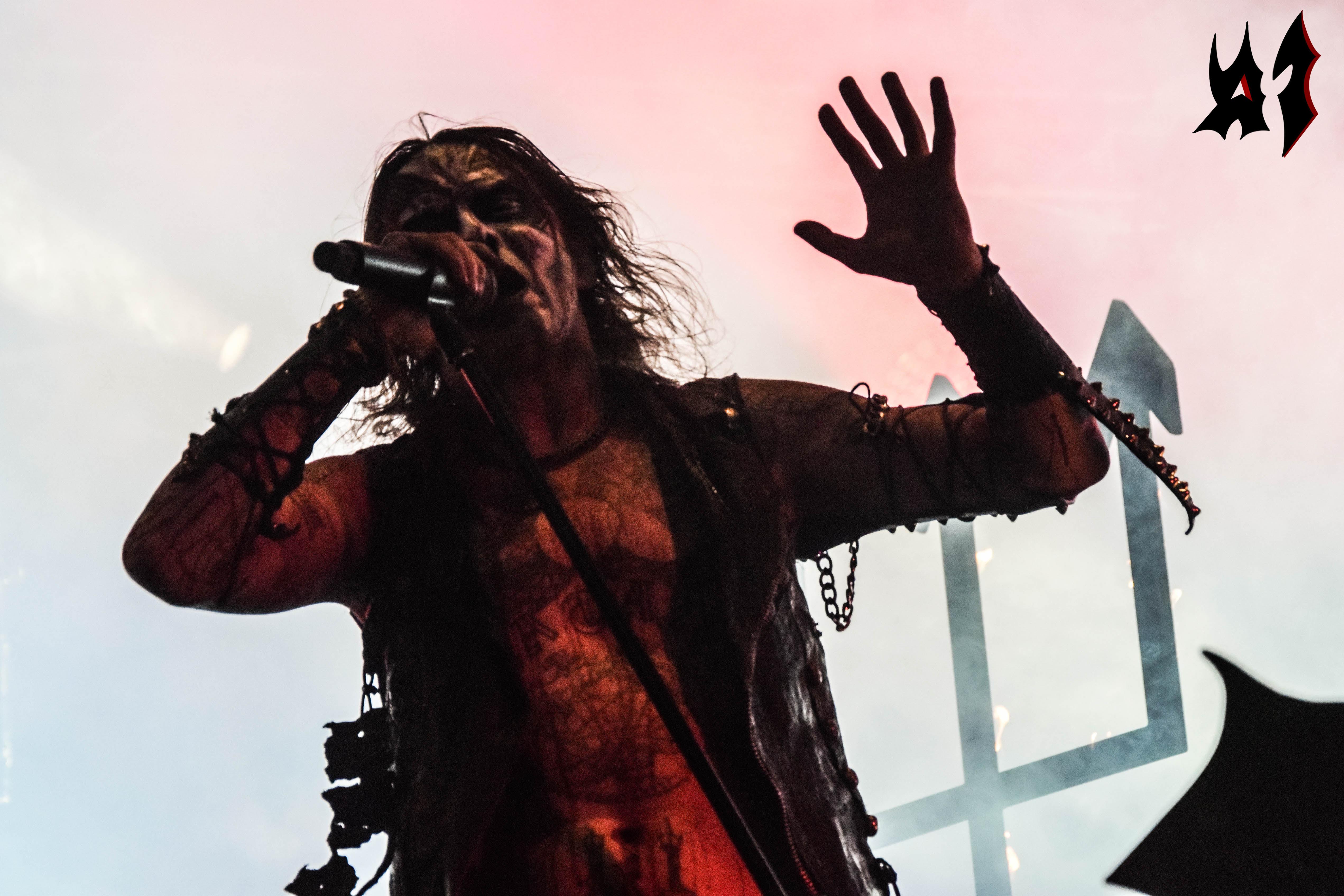 Hellfest - Jour 2 - Watain 5