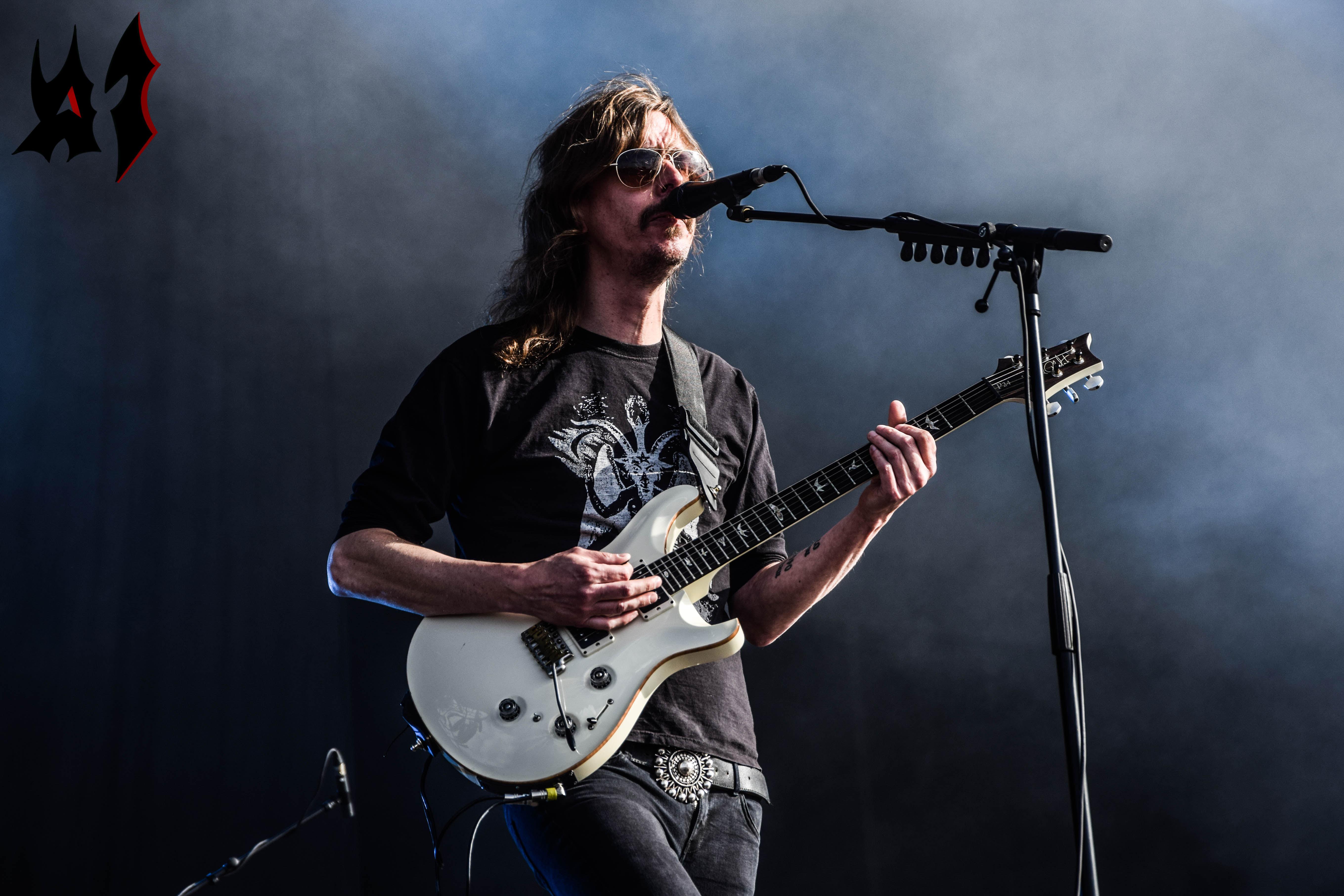 Donwload 2018 – Day 1 - Opeth 15