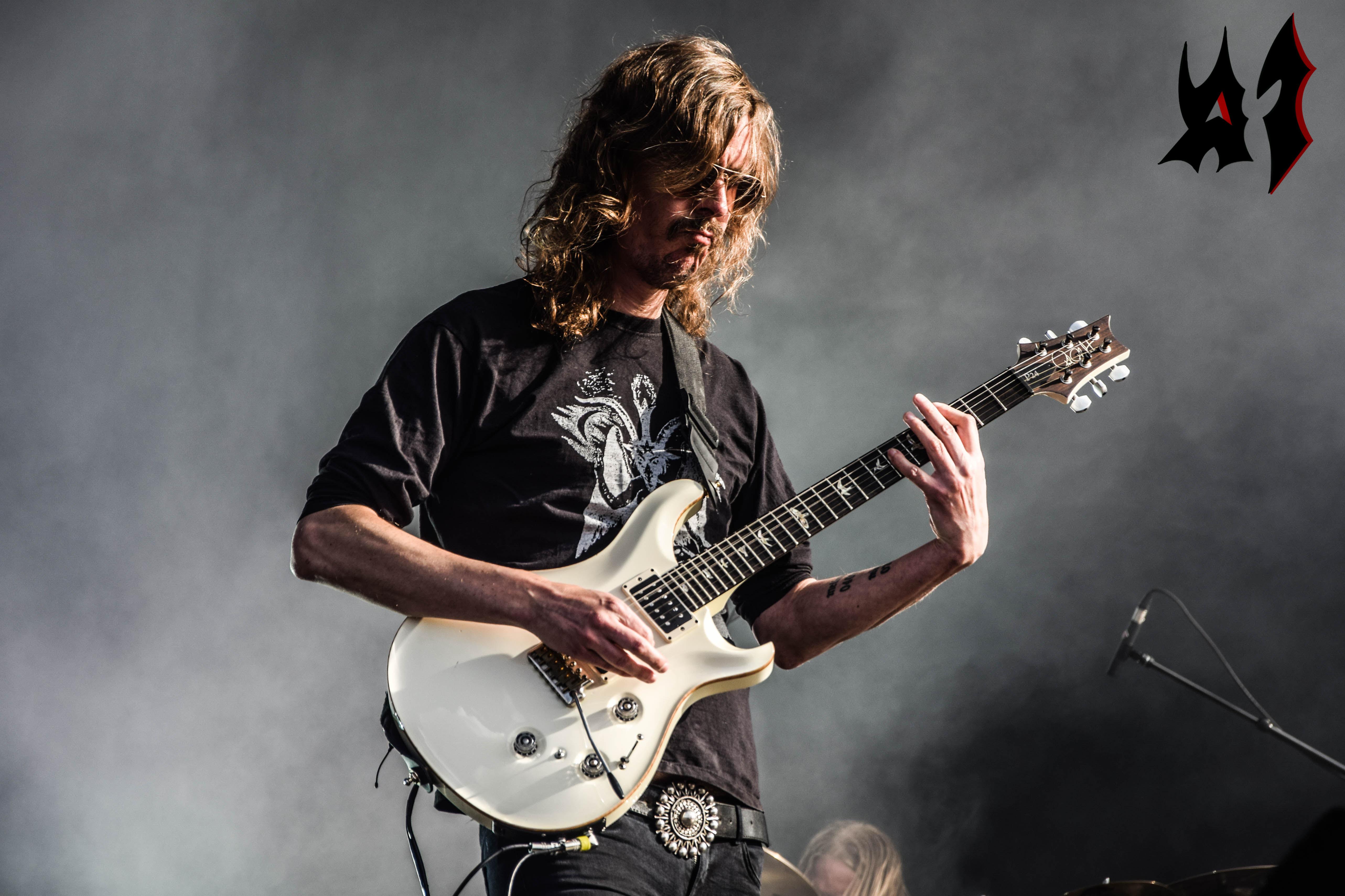 Donwload 2018 – Day 1 - Opeth 16