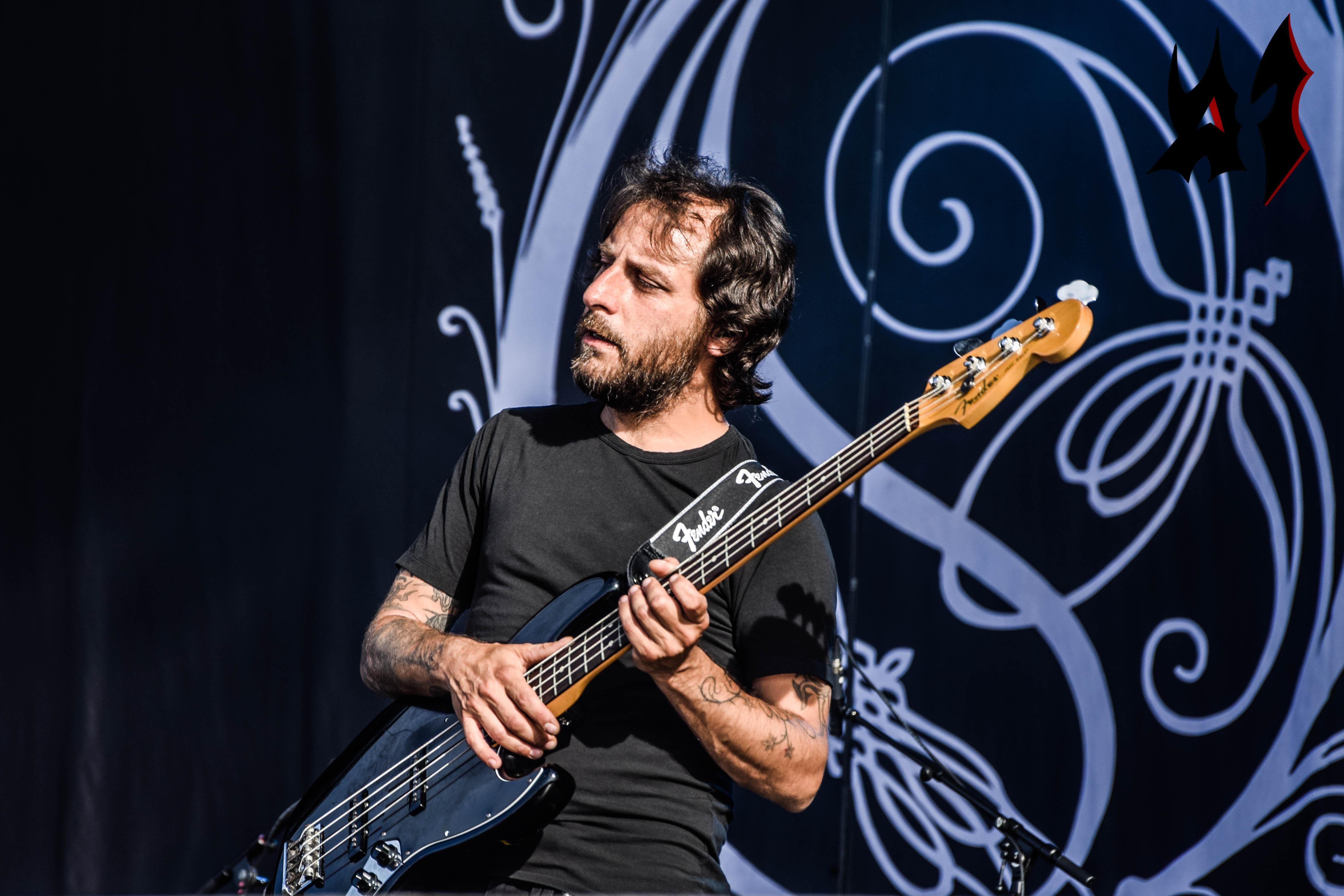 Donwload 2018 – Day 1 - Opeth 18