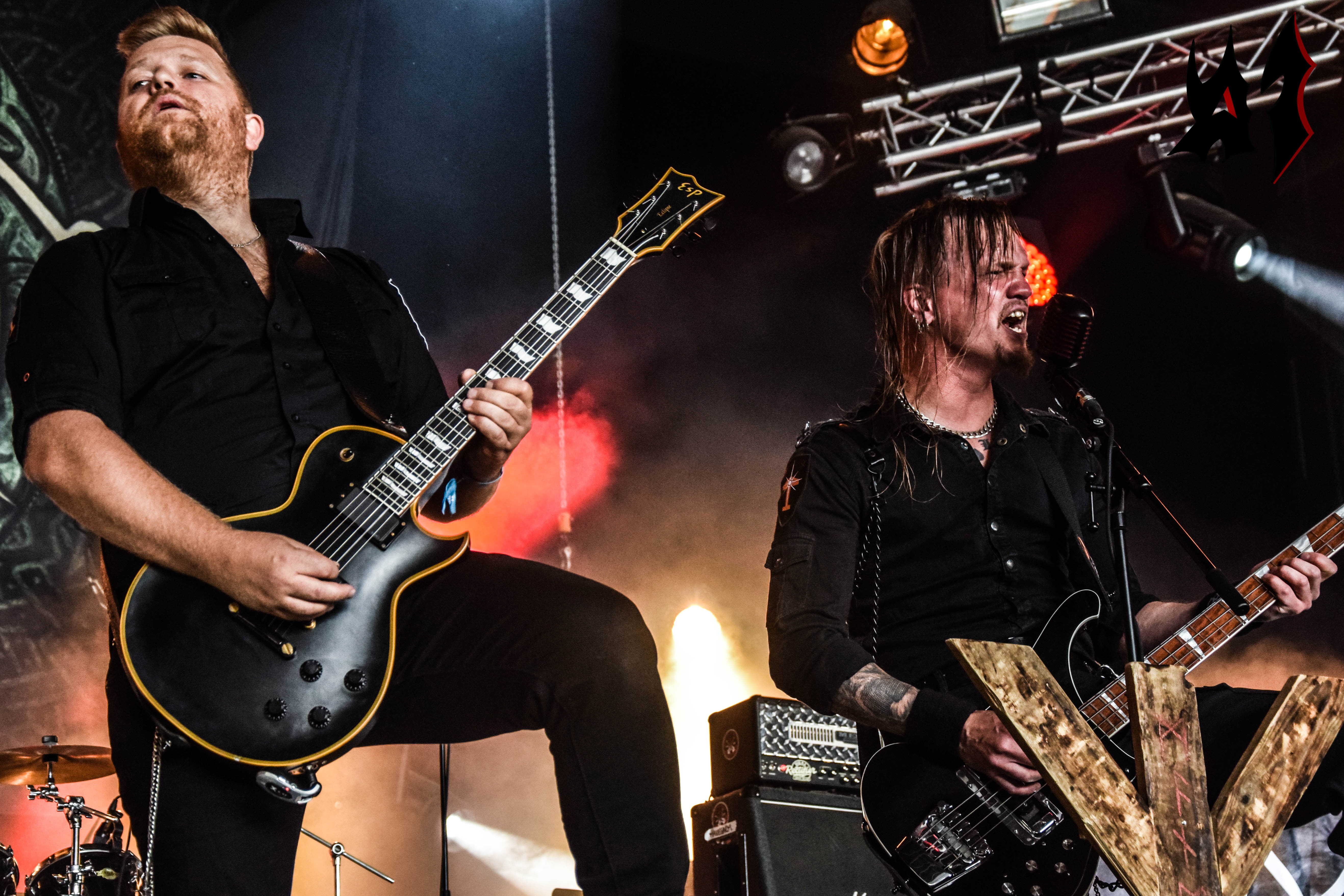 Hellfest 2018 – Day 3 - Manegarm 20
